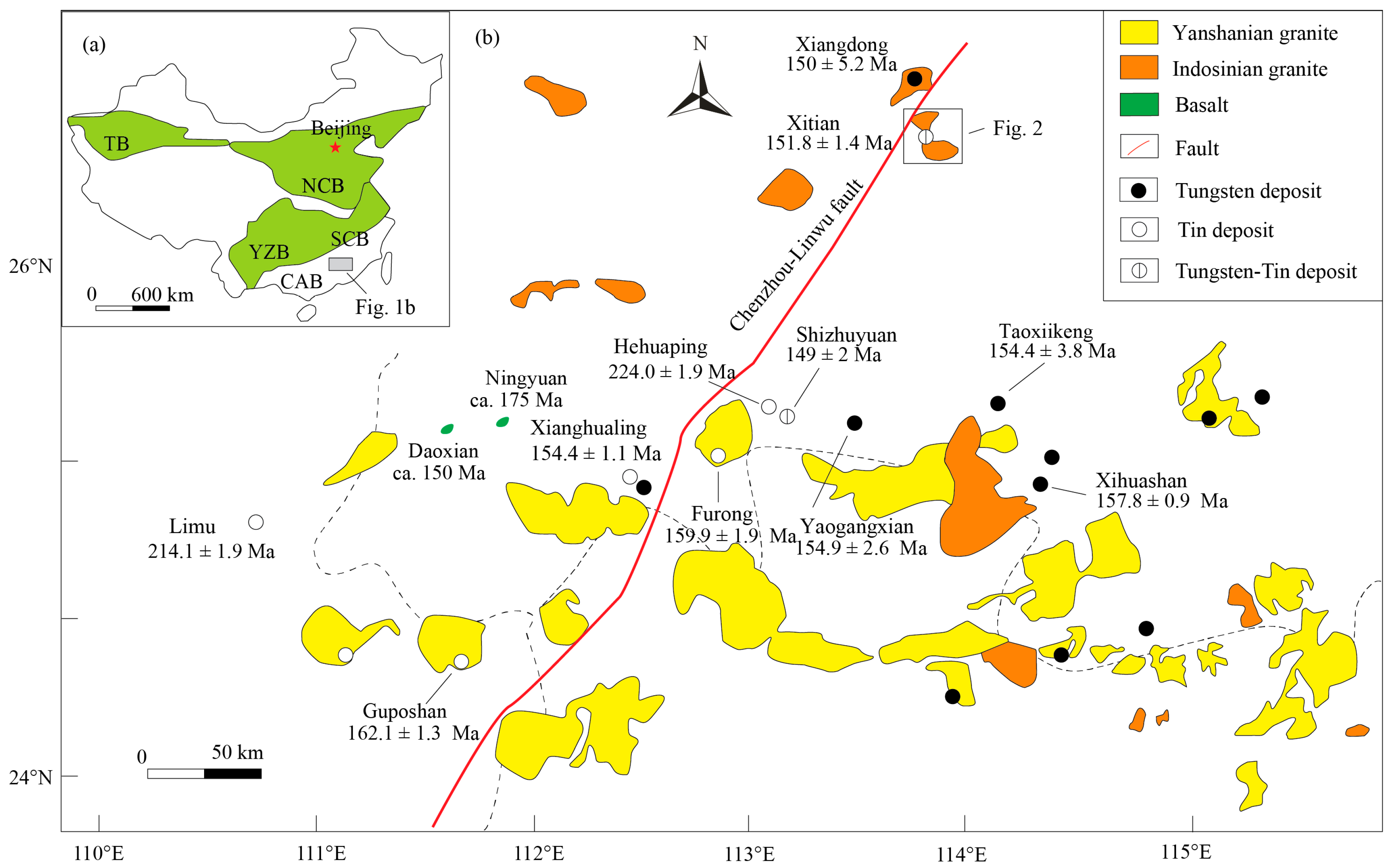 Minerals Free Full Text Geochronology And Genesis Of