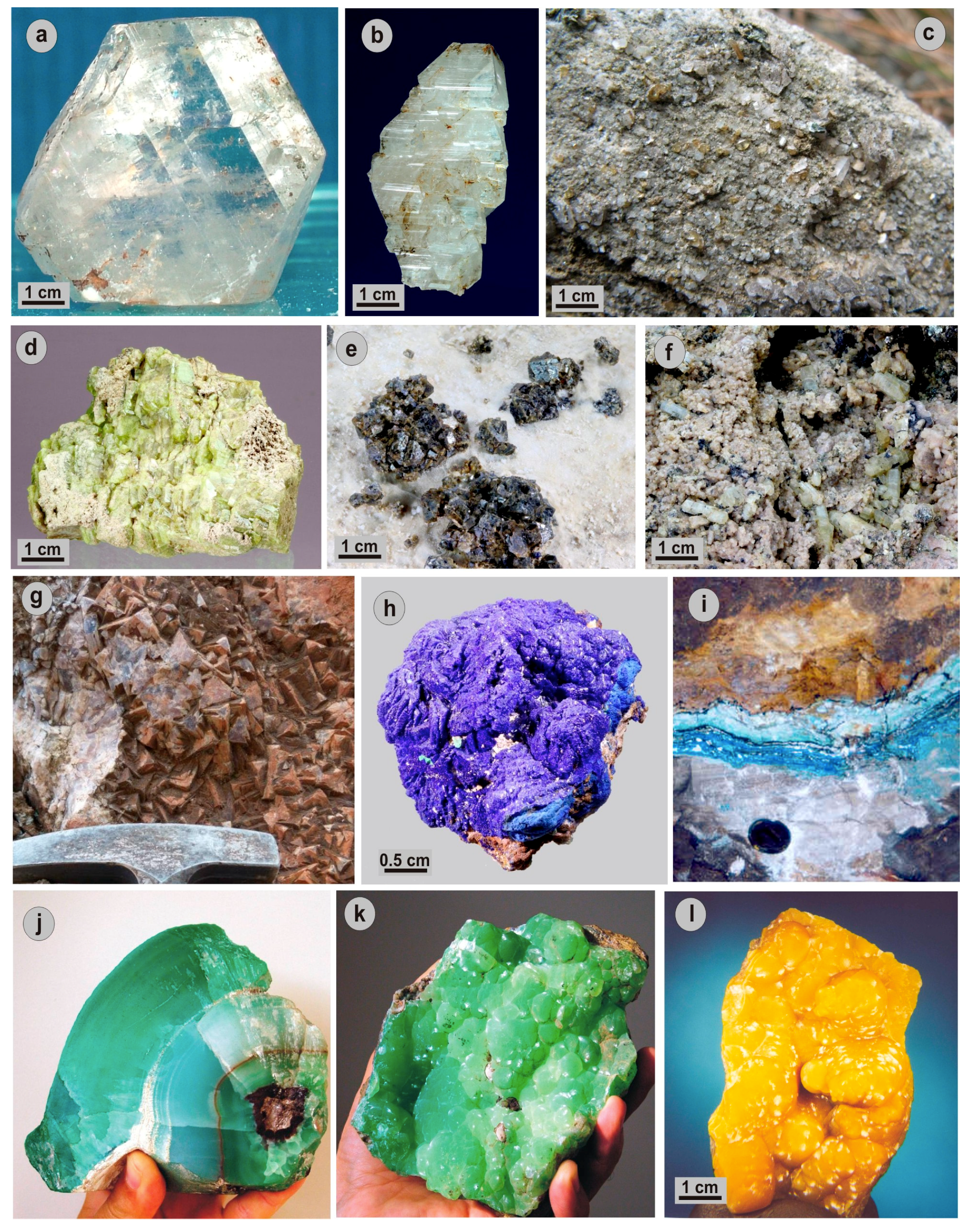 Minerals | Free Full-Text | Gemstones of Greece: Geology and