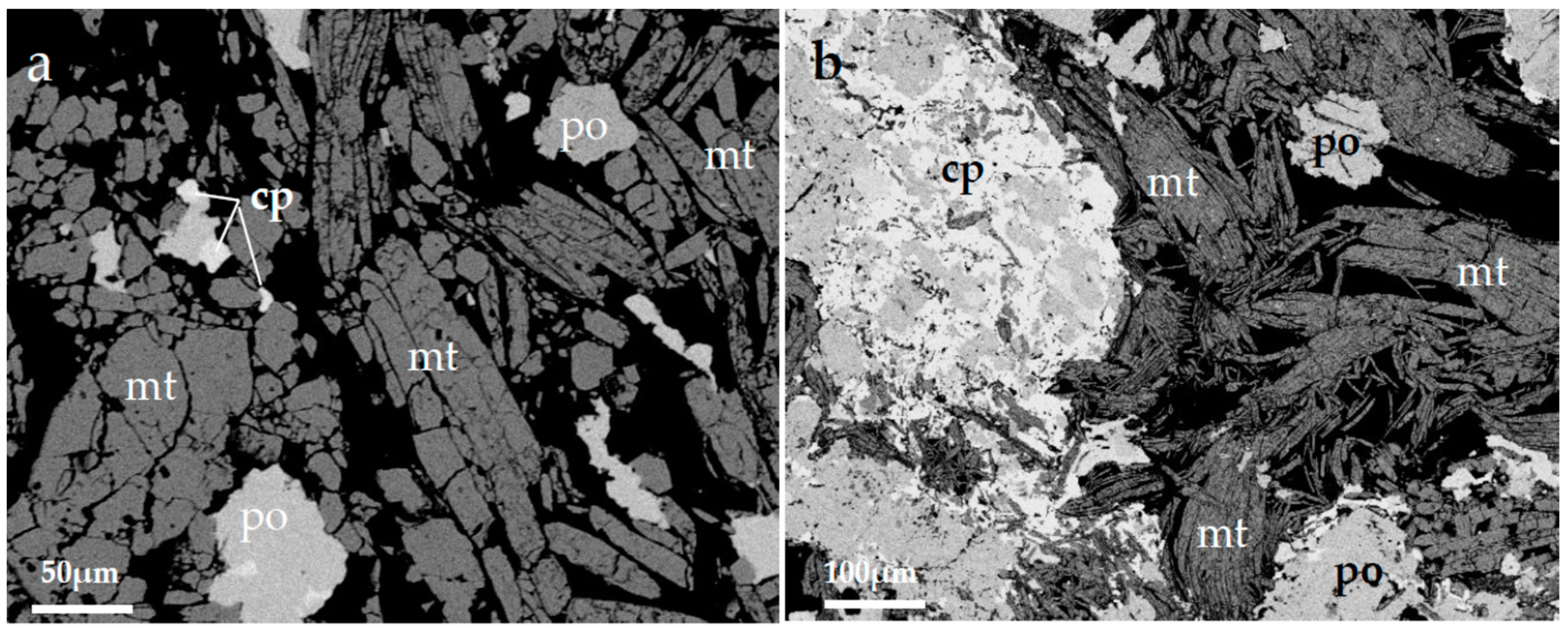 Minerals   Free Full-Text   Trace Element Distribution in ...
