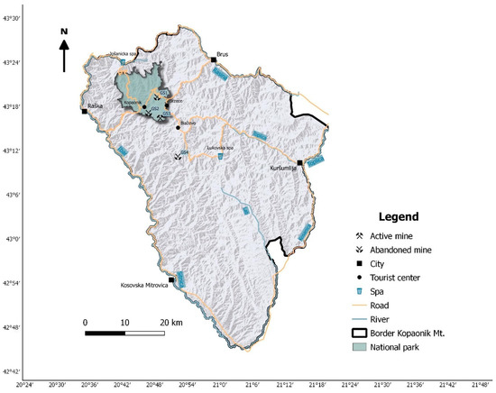 Minerals Free Full Text Assessment Of Geotourism Values And