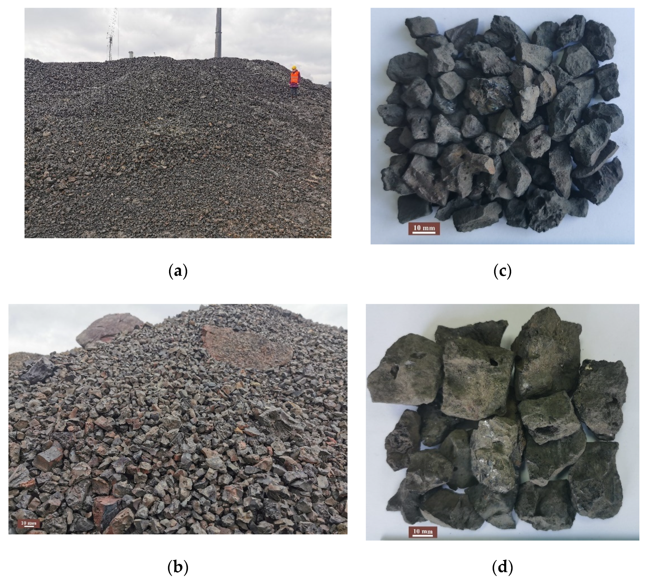 Minerals | Free Full-Text | Copper Slag of Pyroxene Composition as a  Partial Replacement of Natural Aggregate for Concrete Production | HTML