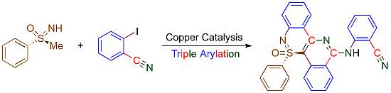 R-−-2-5-Oxido-5-phenyl-5λ4-isoquino4,3-c2,1benzothiazin-12-ylaminobenzonitrile