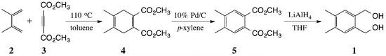 4,5-Dimethylbenzene-1,2-dimethanol