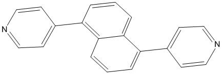 1,5-4,4-Dipyridylnaphthalene