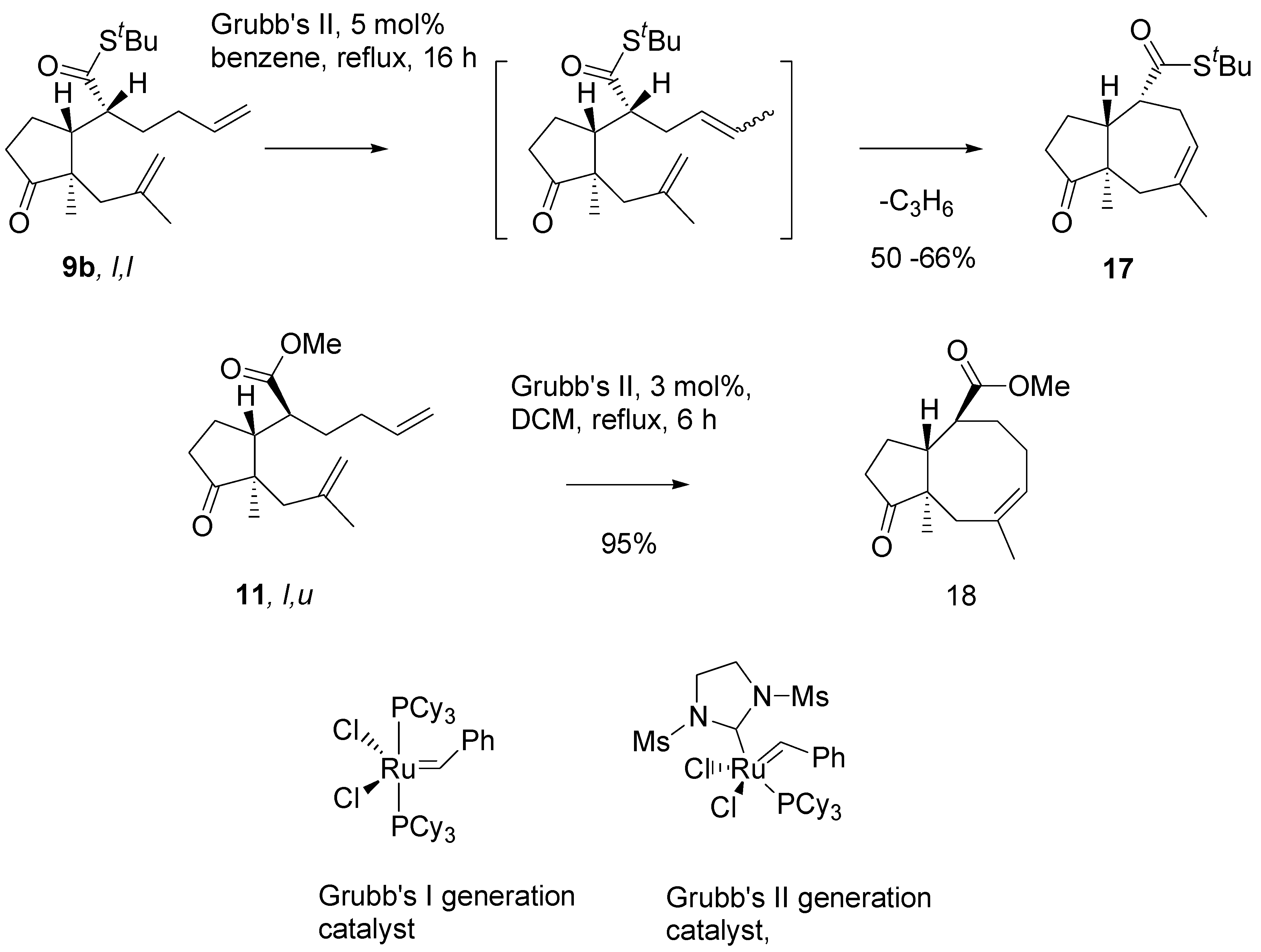 Olefin Metathesis in Carbohydrate and Norbornene Applications