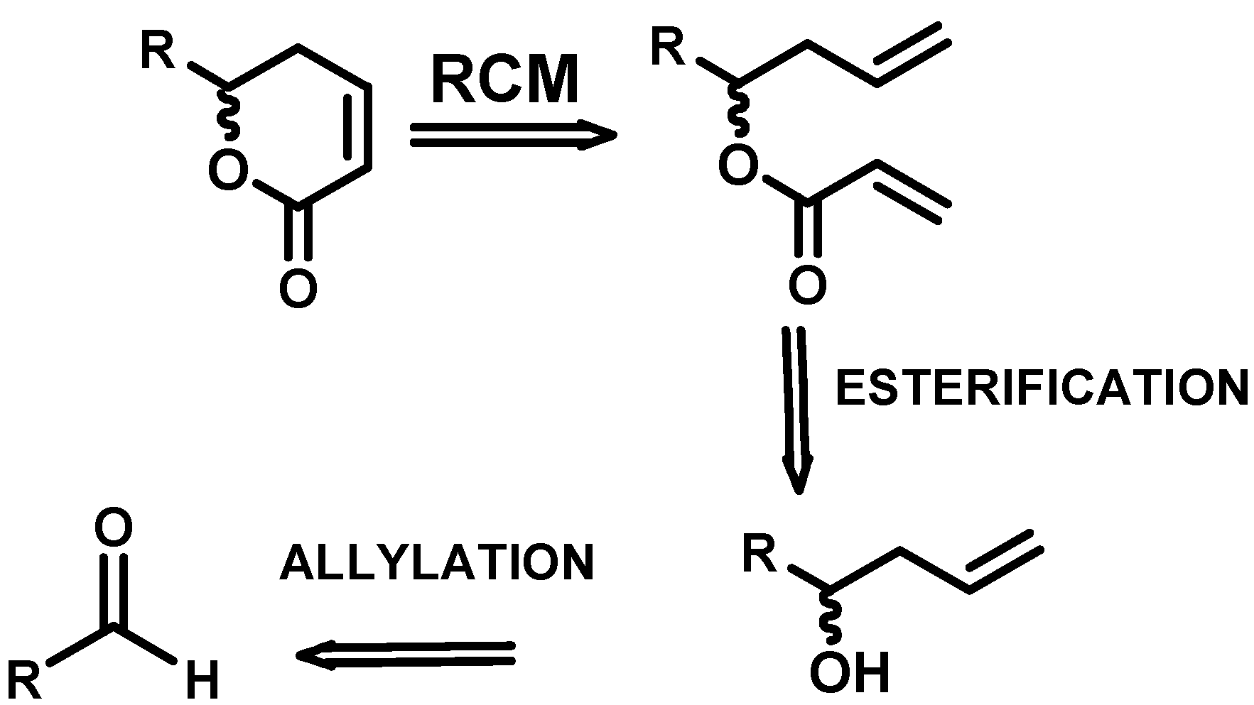 intramolecular ring closing metathesis Intramolecular (ring–closing enyne metathesis rceym) in the last decade several examples of both intramolecular (ring closing enyne rceym) and intermolecular.