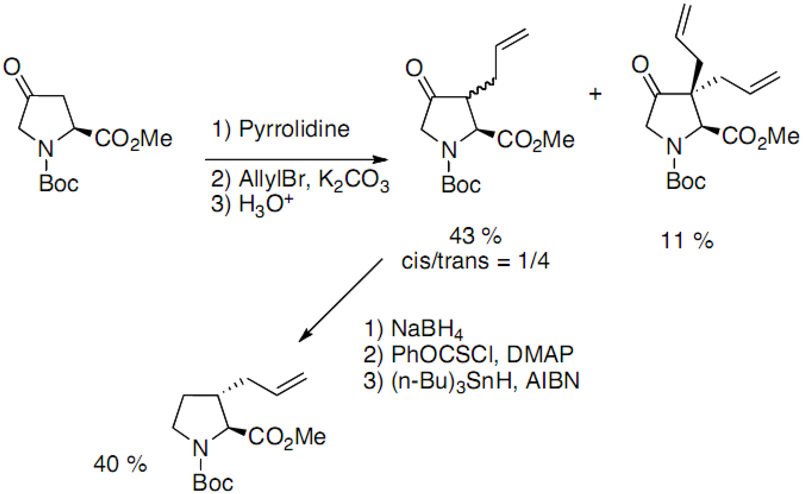 Molecules | Free Full-Text | 3-Substituted Prolines: From ...