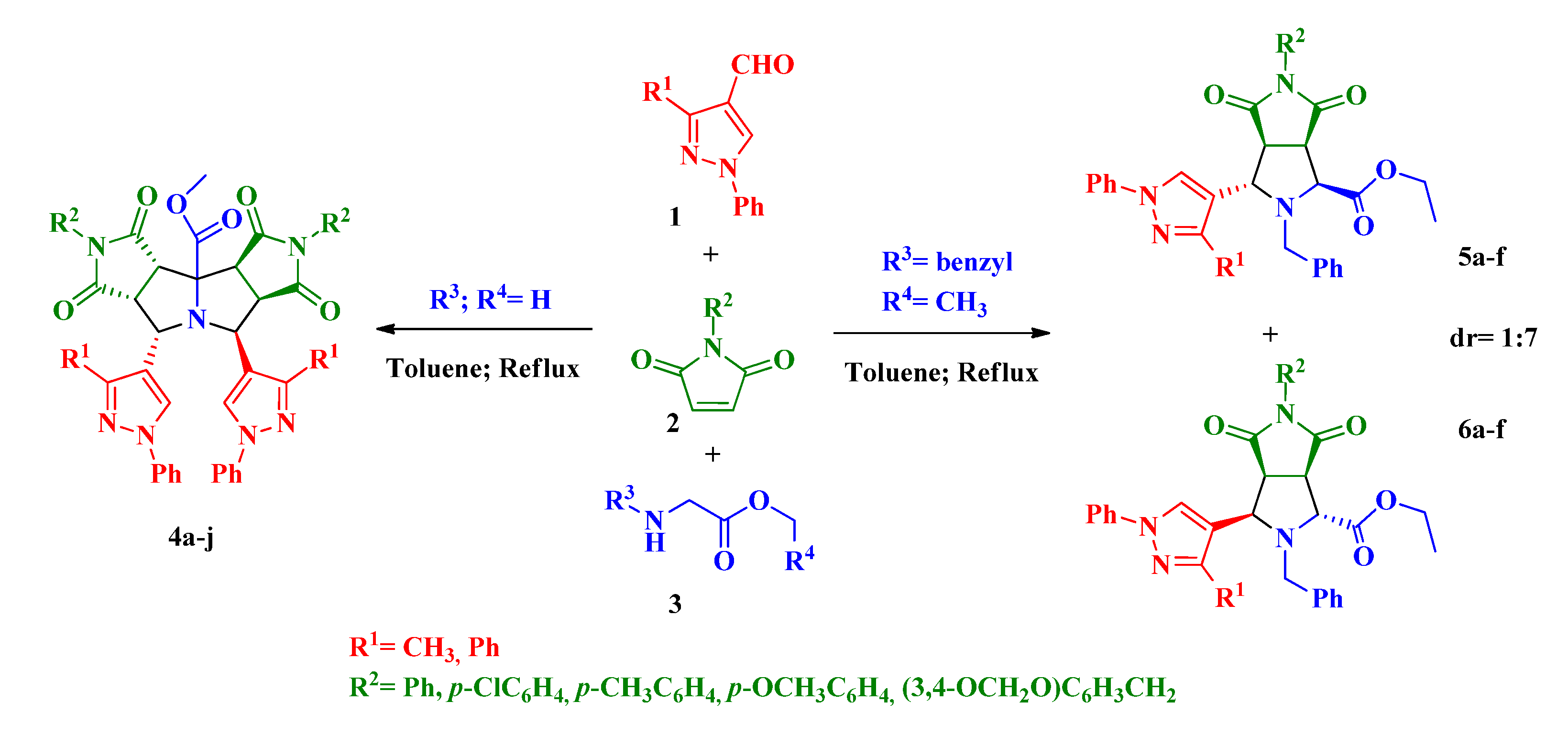 multicomponent reaction thesis