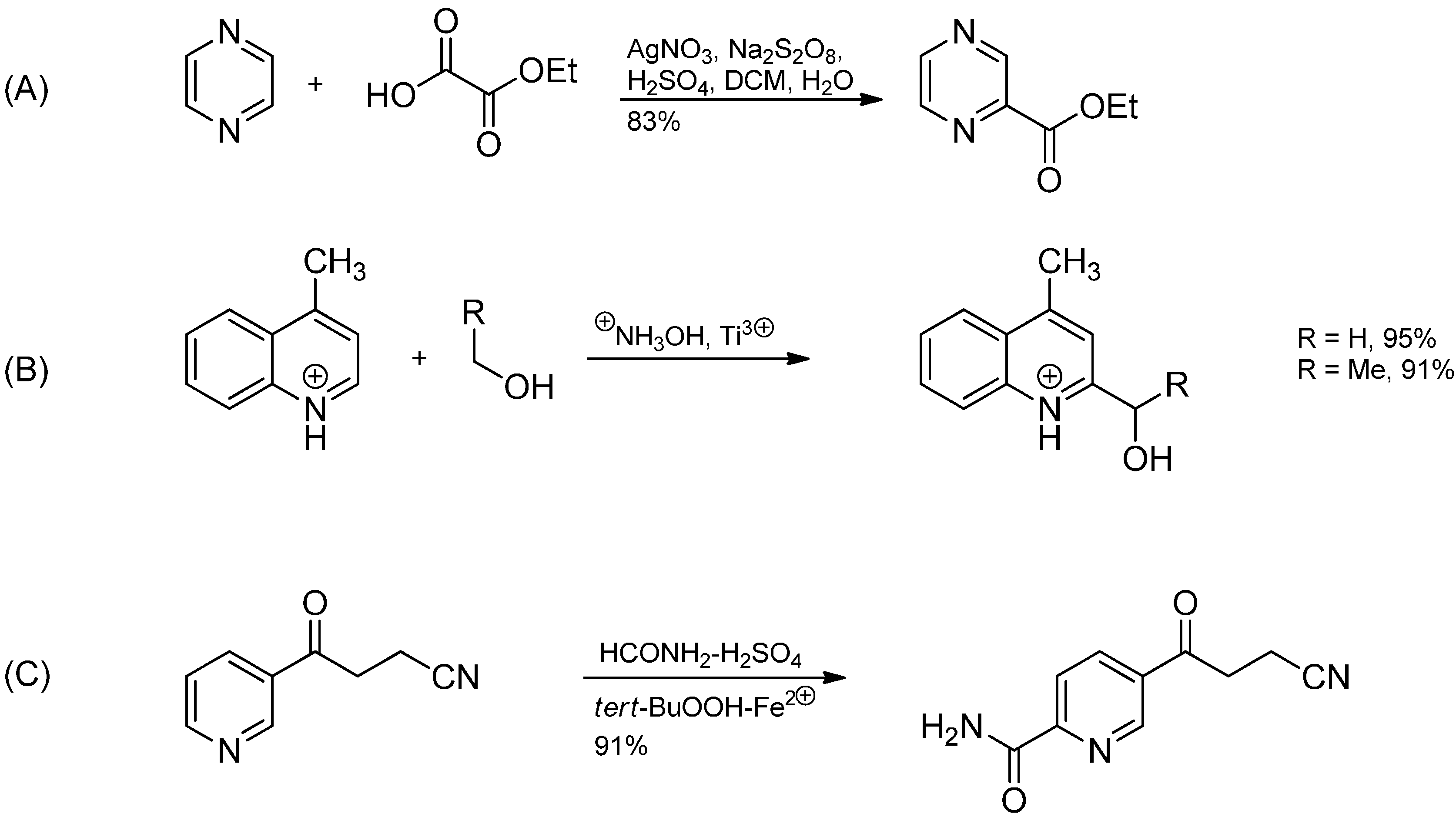 Molecules free full text radical addition to iminium ions and no nvjuhfo Image collections