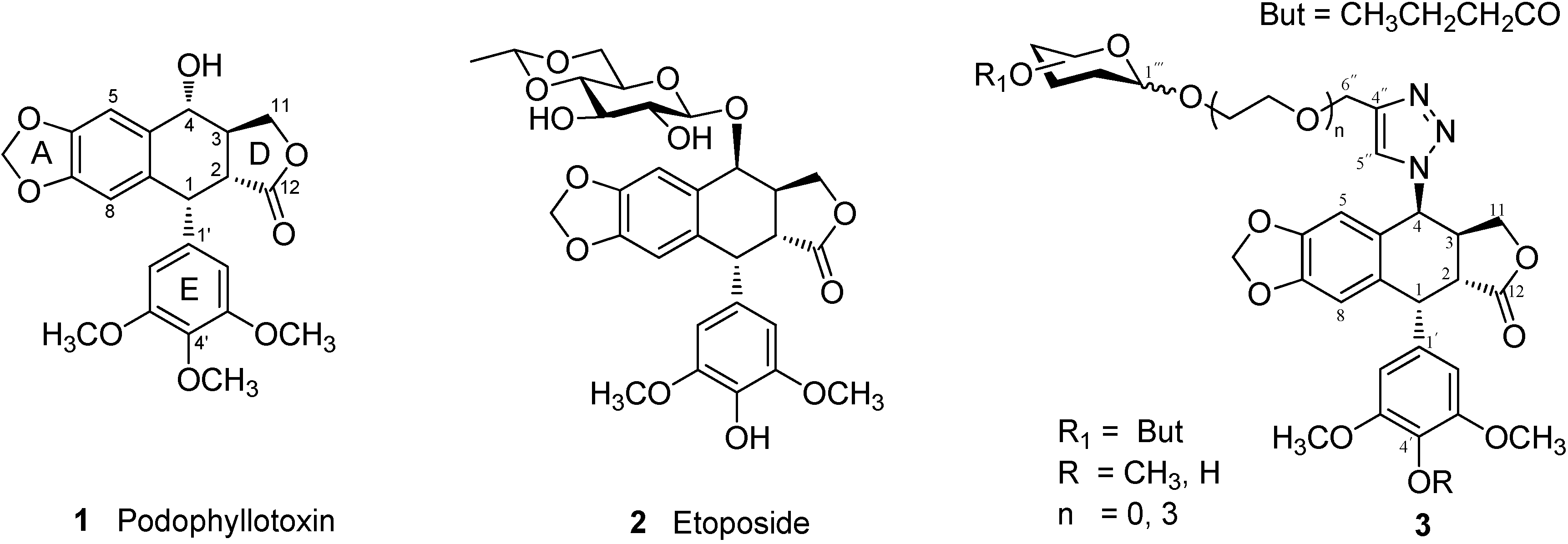 podophyllotoxin structure activity relationship of nsaids