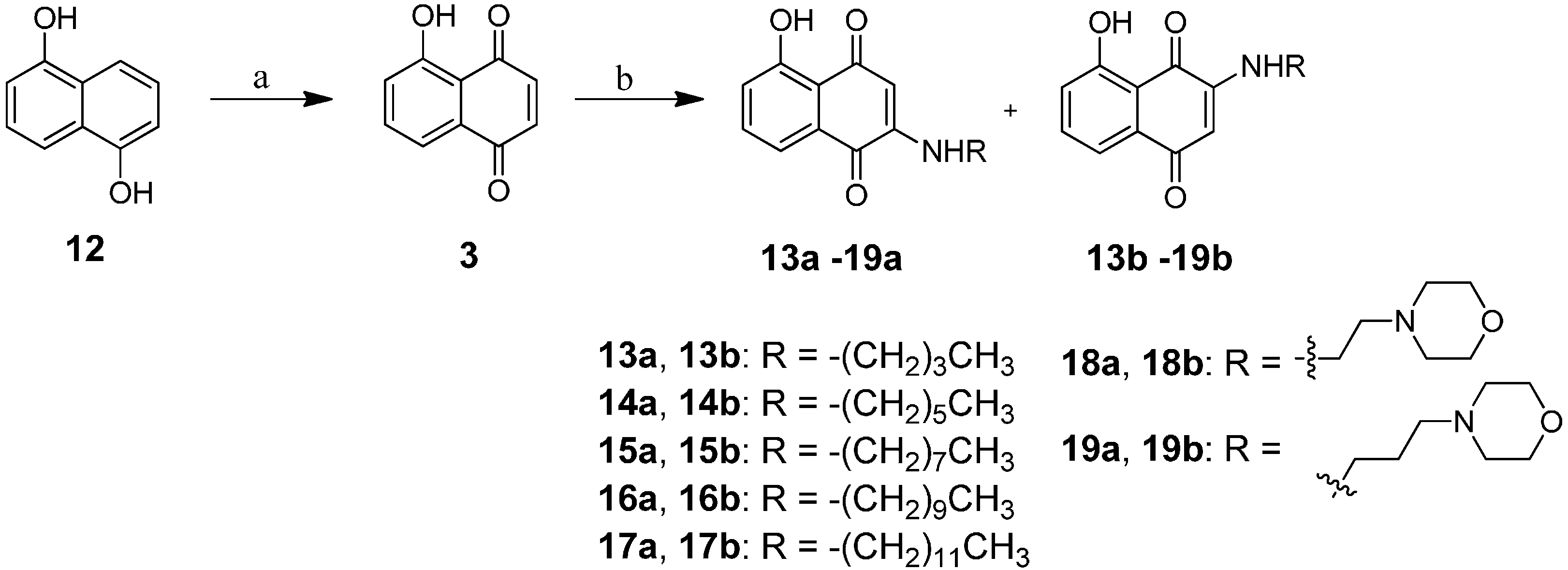 Molecules | Free Full-Text | Synthesis and Biological