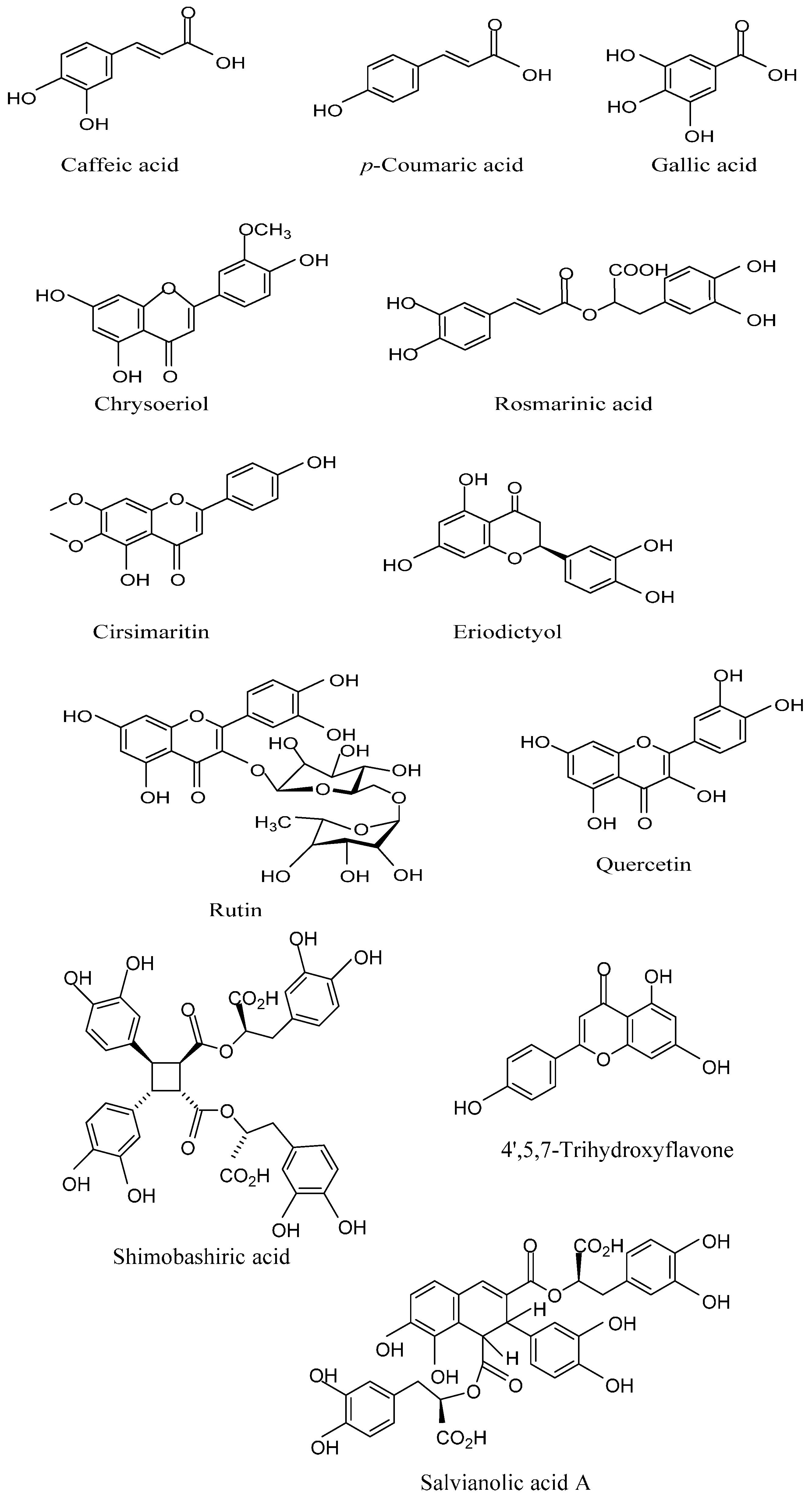 Molecules | Free Full-Text | Plectranthus amboinicus (Lour