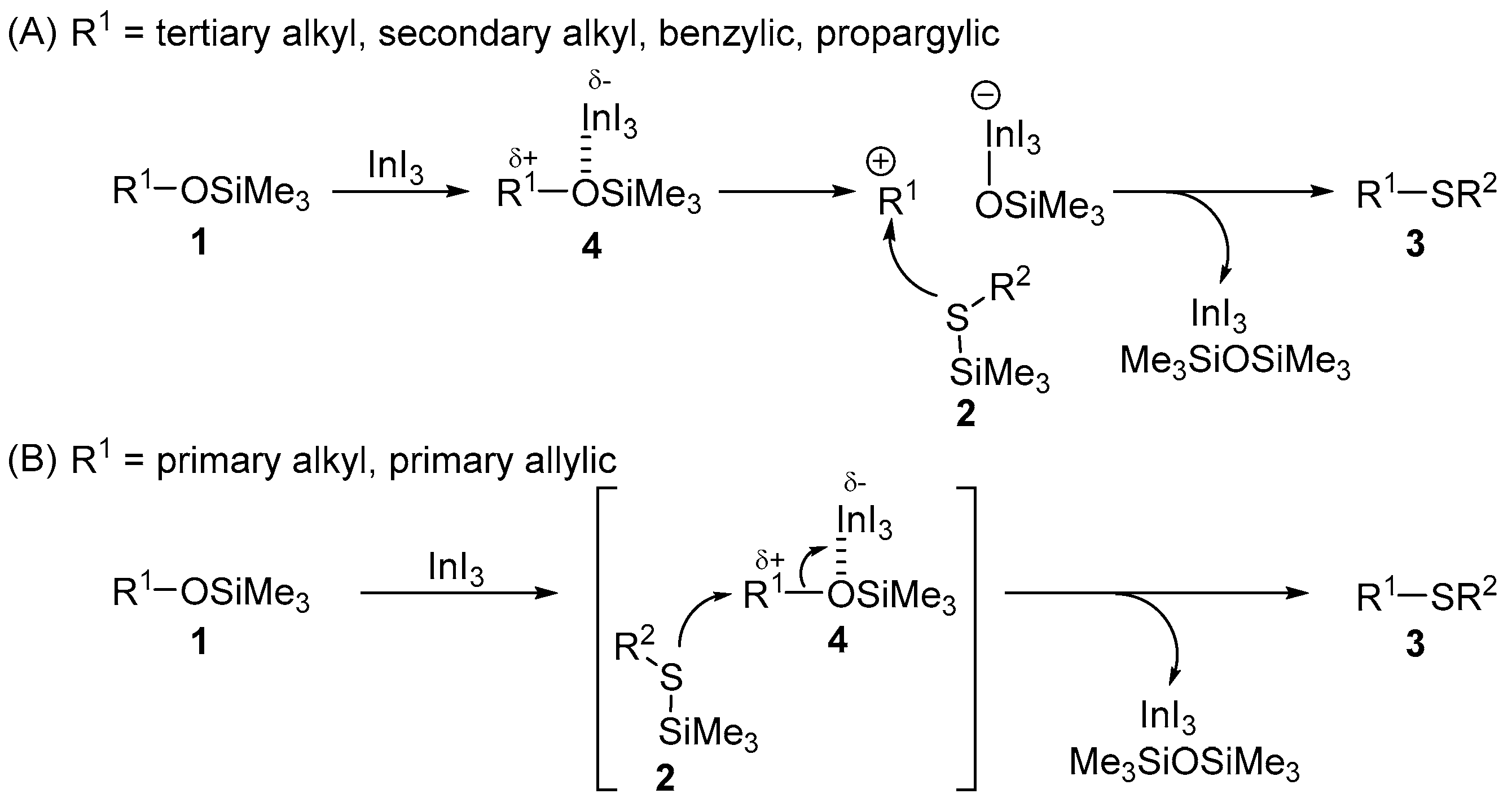 Thioether Functional Group