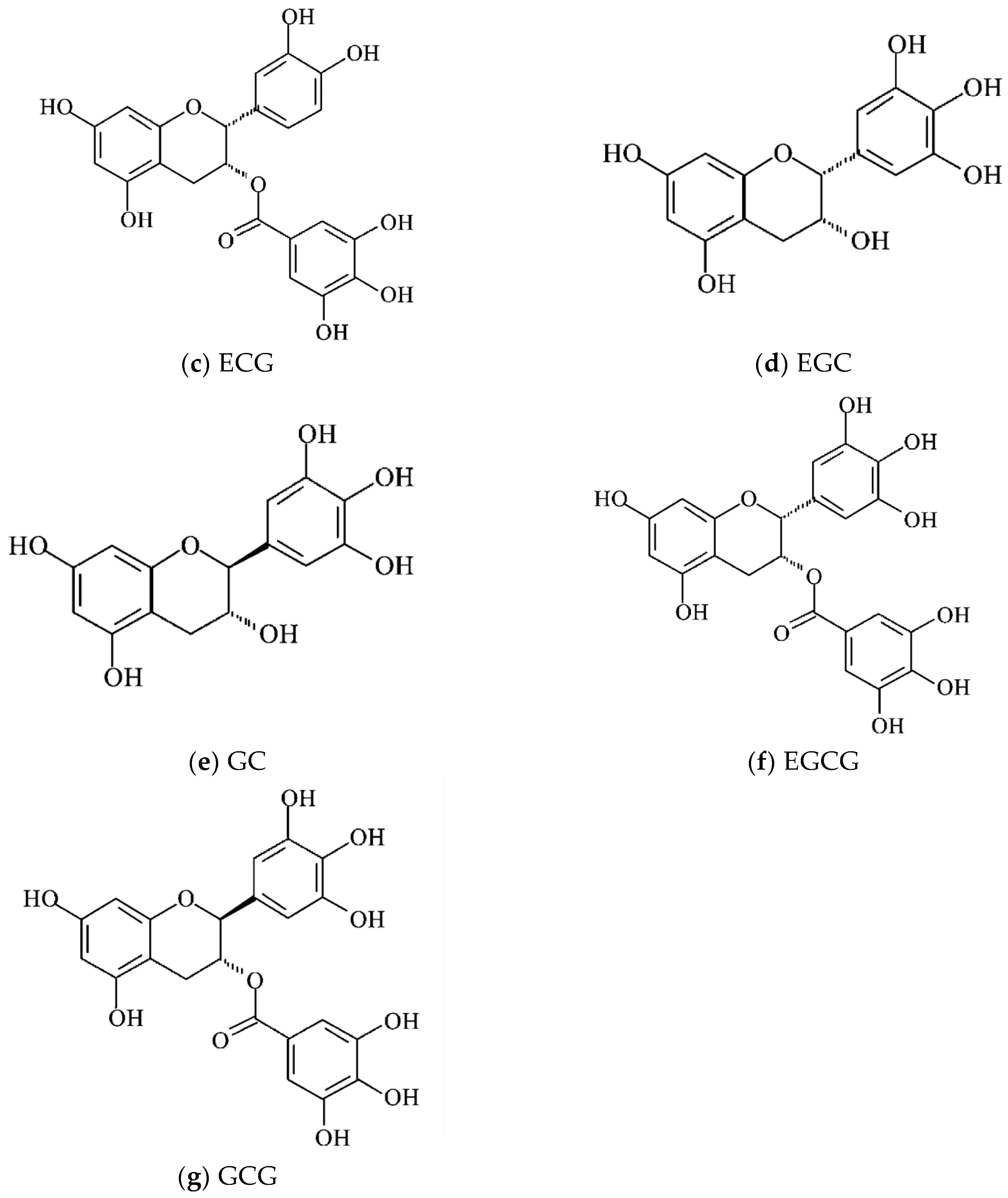 Molecules   Free Full-Text   Catechins and Their Therapeutic