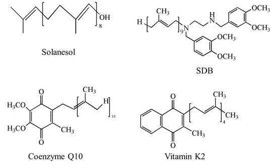 Solanesol Biosynthesis in Plants