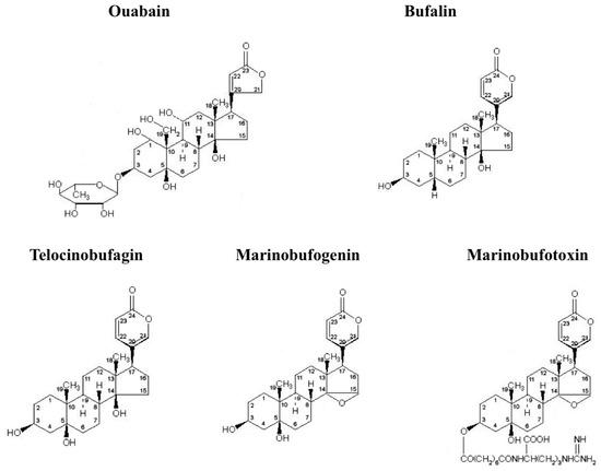 cardiotonic steroids