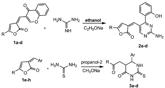 Molecules   Free Full-Text   Synthesis of Compounds of the