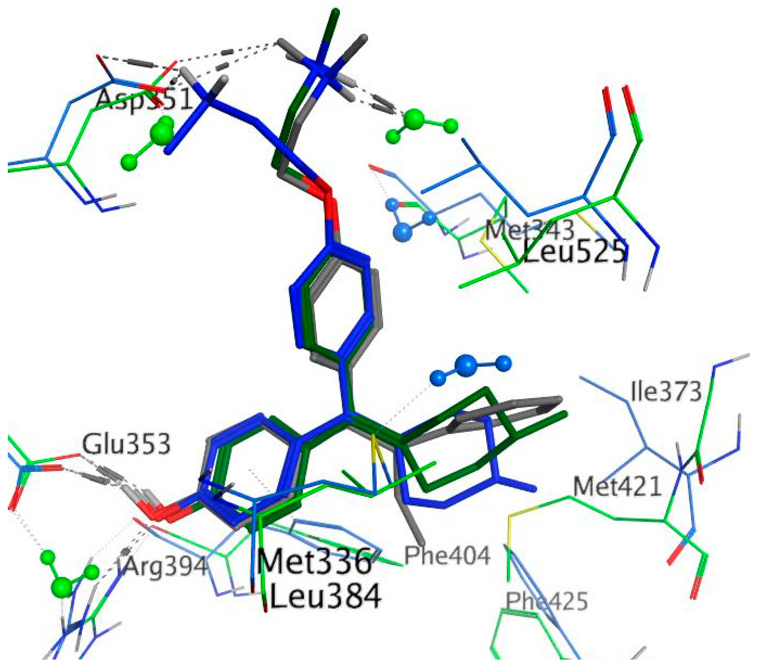 Molecules | Free Full-Text | Novel Selective Estrogen Receptor ...