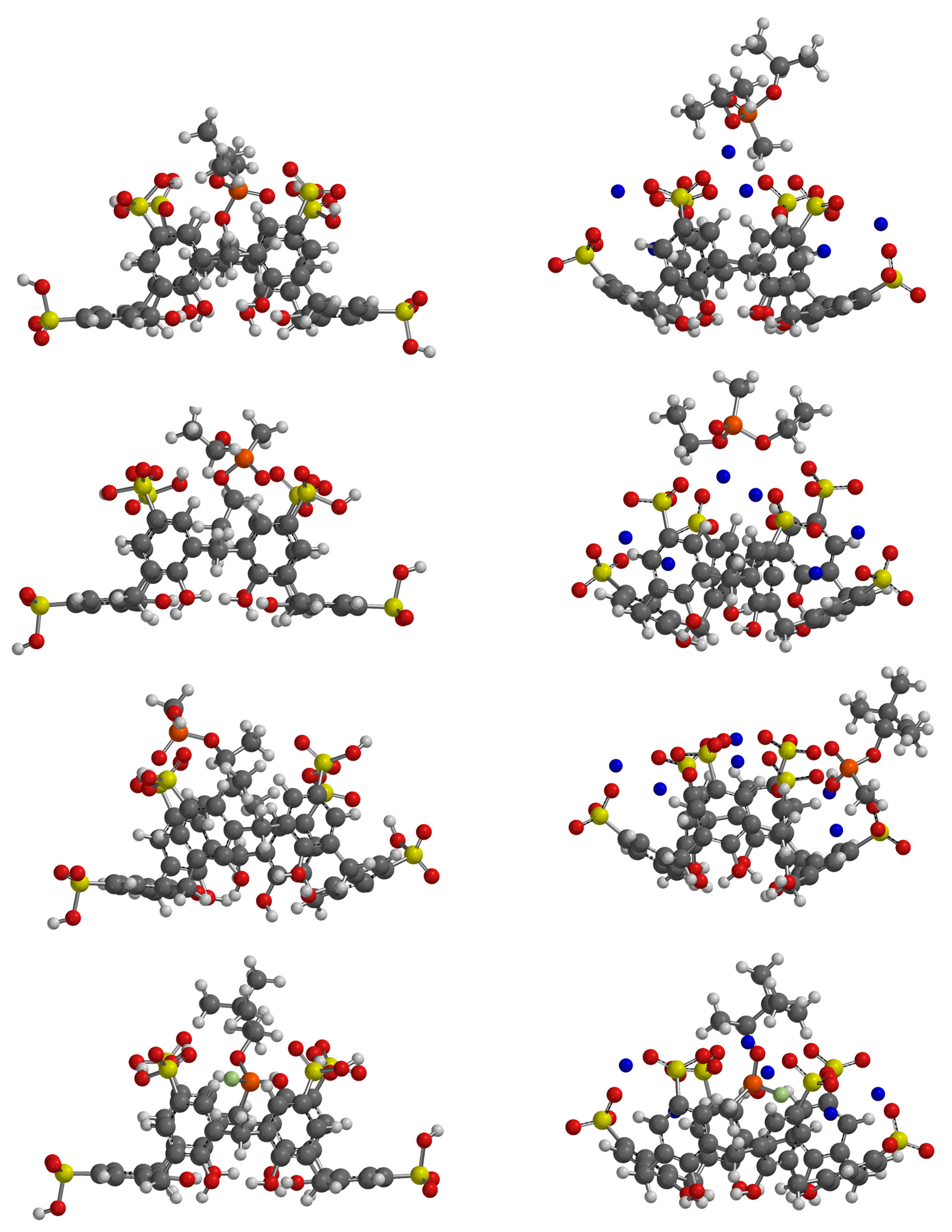 Molecules | Free Full-Text | Comparison of Binding Affinities of