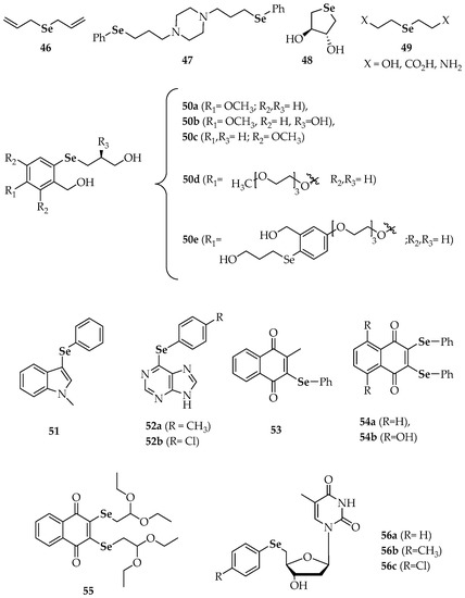 Molecules | Free Full-Text | Selenides and Diselenides: A