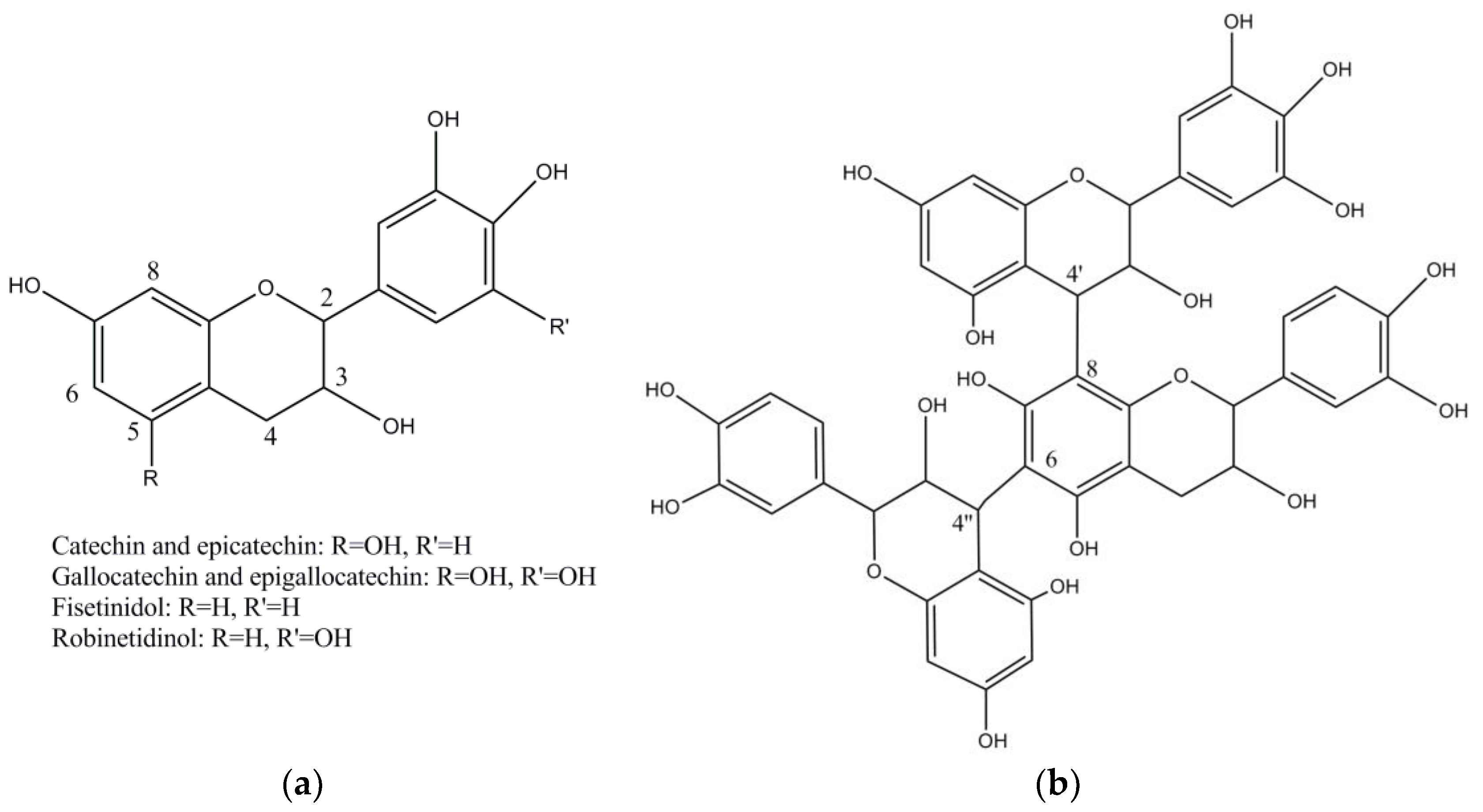 Molecules | Free Full-Text | Vegetable Tannins Used in the