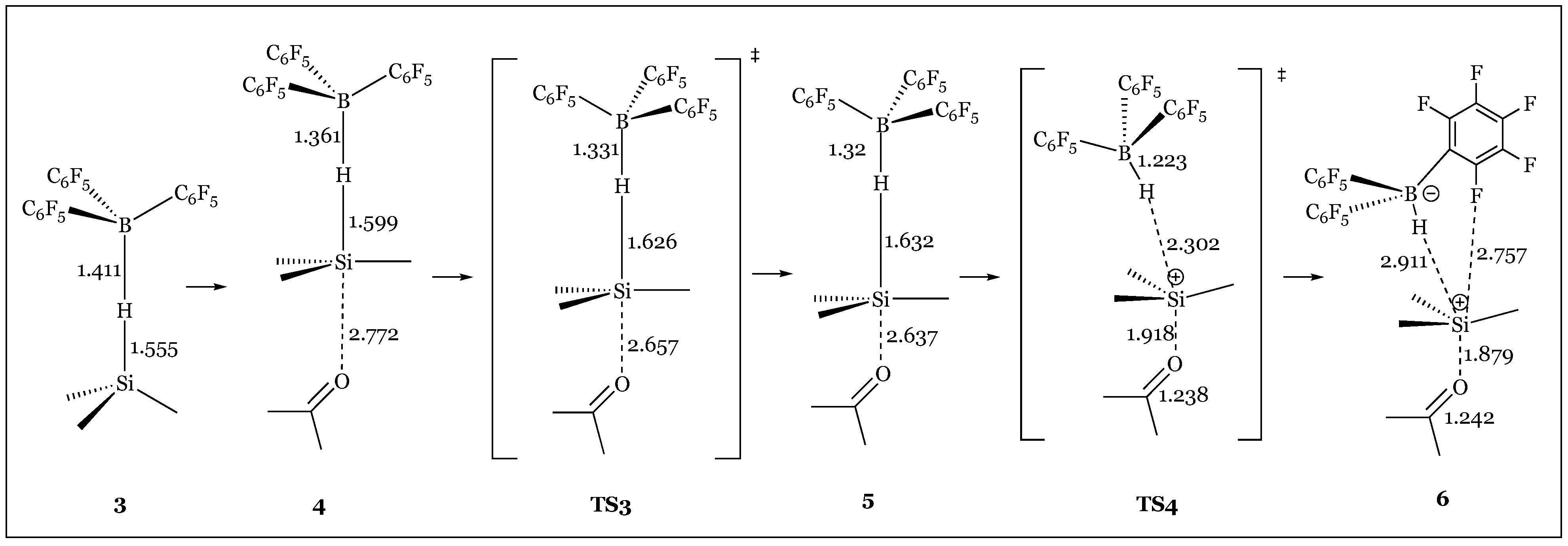Molecules | Free Full-Text | Tris(pentafluorophenyl)borane