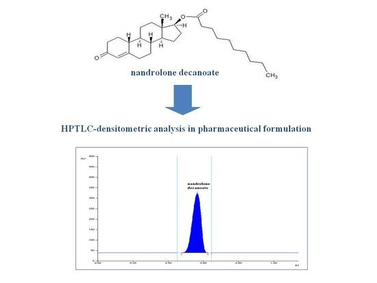 Molecules Free Full Text Simple And Accurate Hptlc Densitometric