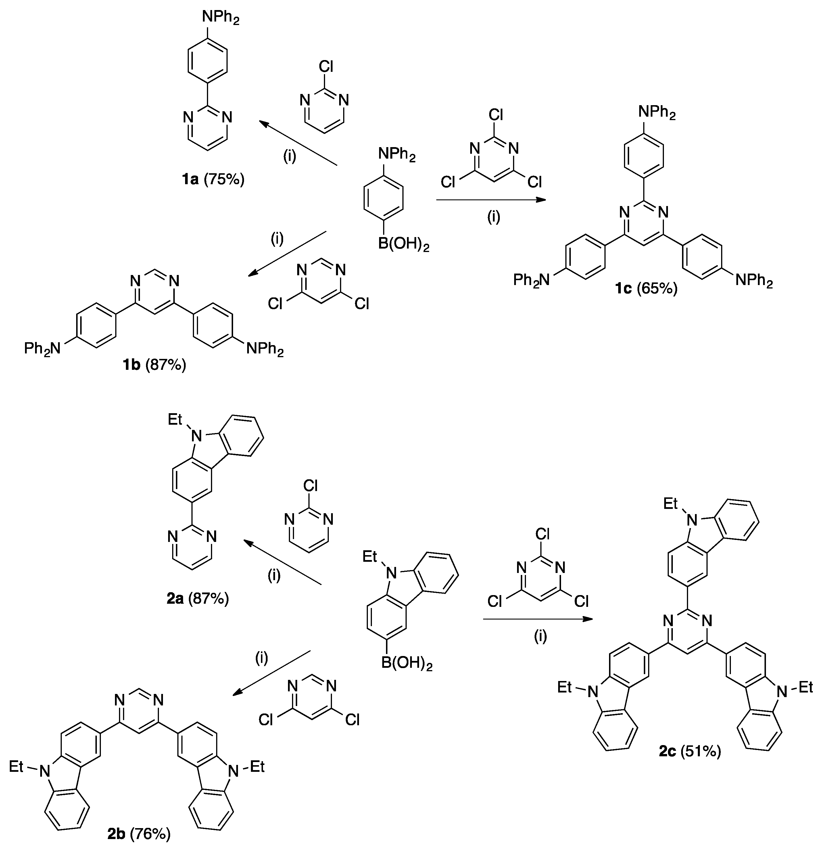 Molecules   Free Full-Text   Carbazole- and Triphenylamine