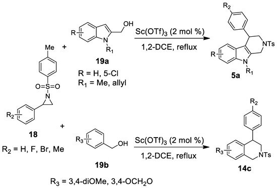 Molecules Free Full Text The Pictet Spengler Reaction Updates Its Habits Html