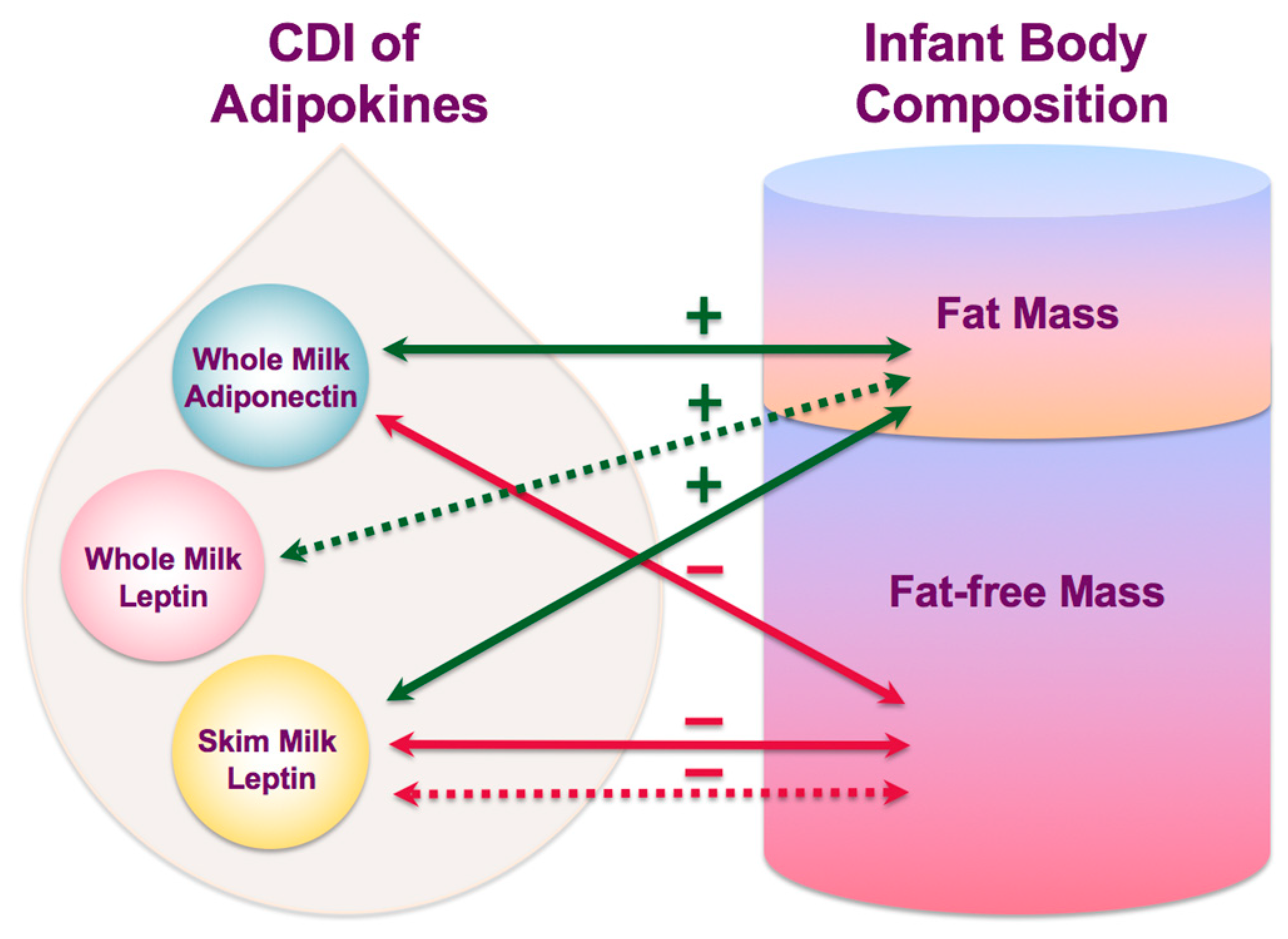 Nutrients | Free Full-Text | Human Milk Adiponectin and Leptin and