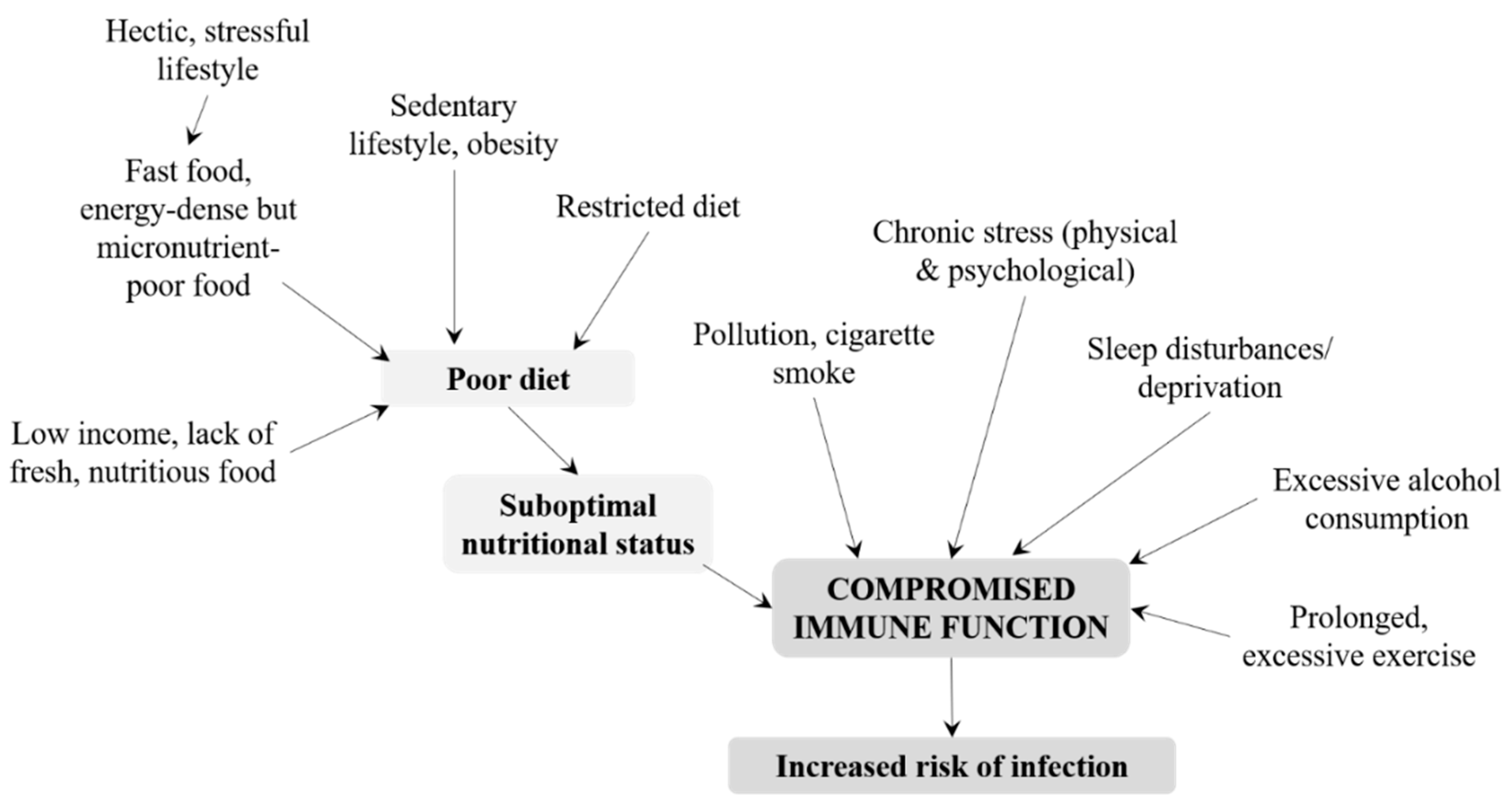 bf9566c2ca677 Nutrients | Free Full-Text | Immune Function and Micronutrient ...