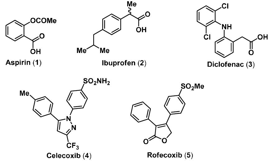 non-steroidal anti-inflammatory drugs prostaglandins