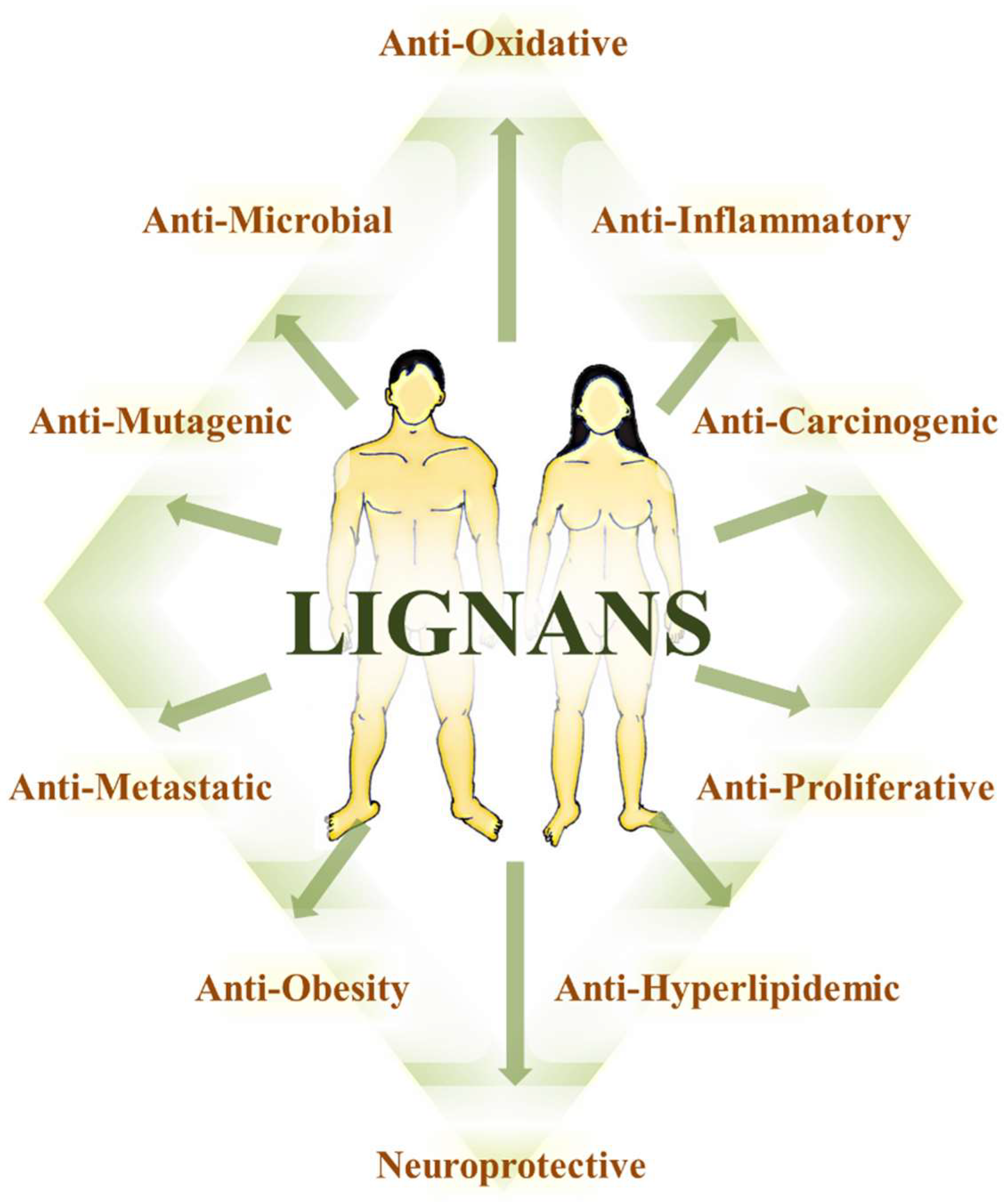 Pharmaceuticals   Free Full-Text   Flaxseed Lignans as