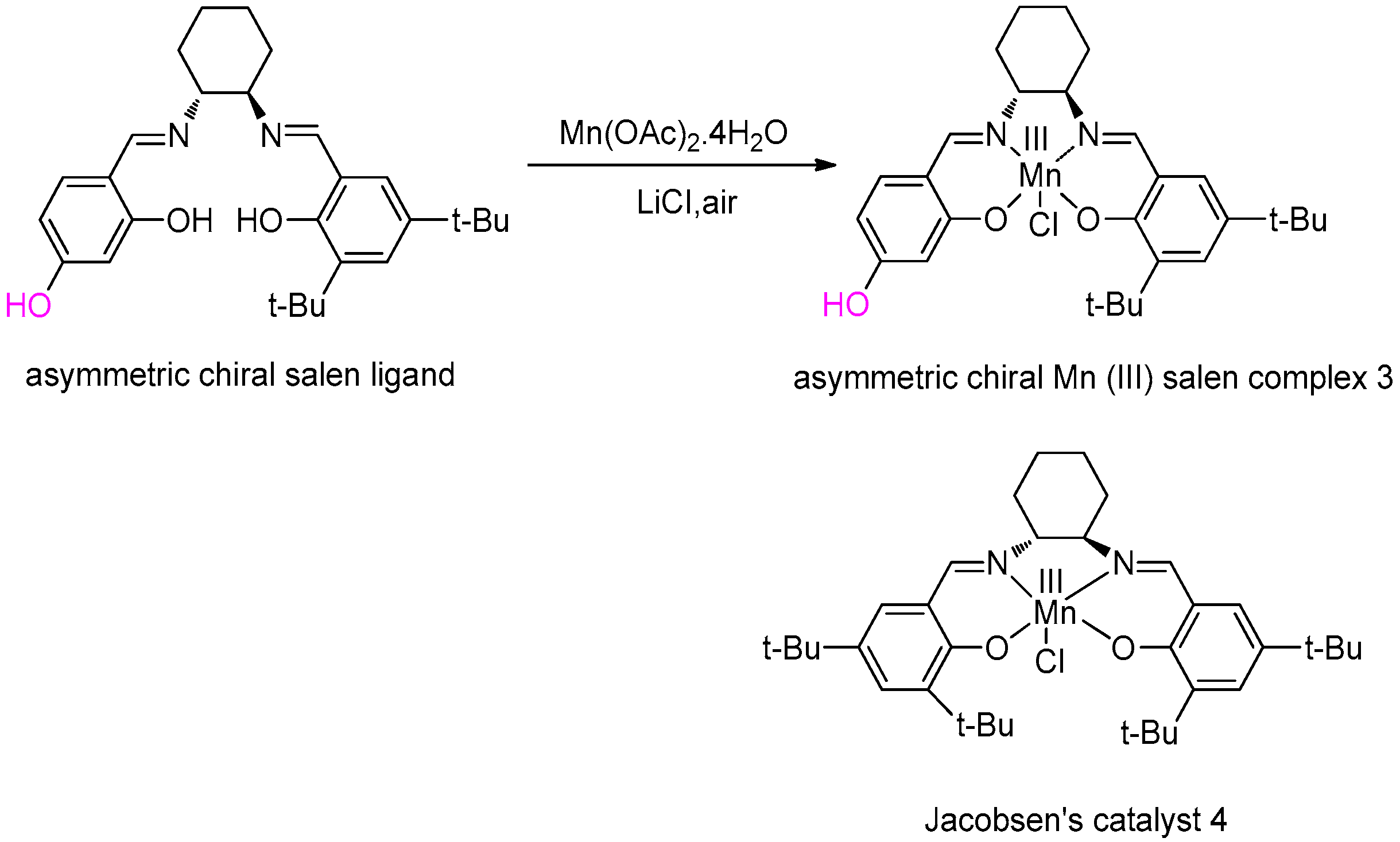 Asymmetric Epoxidation Of Dihydronaphthalene With A Synthesized Jacobs