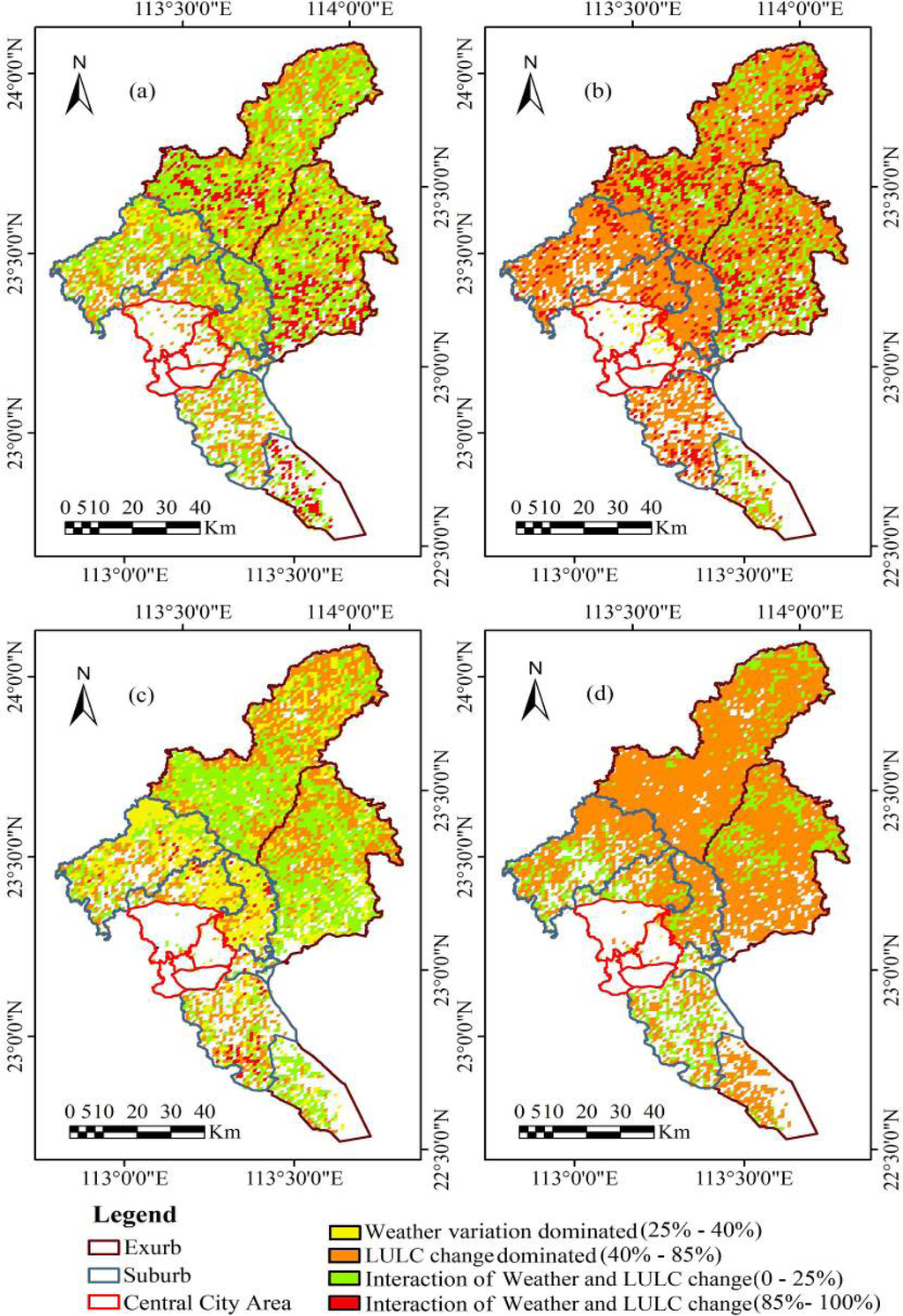 climate change and human activities a case study in xinjiang china
