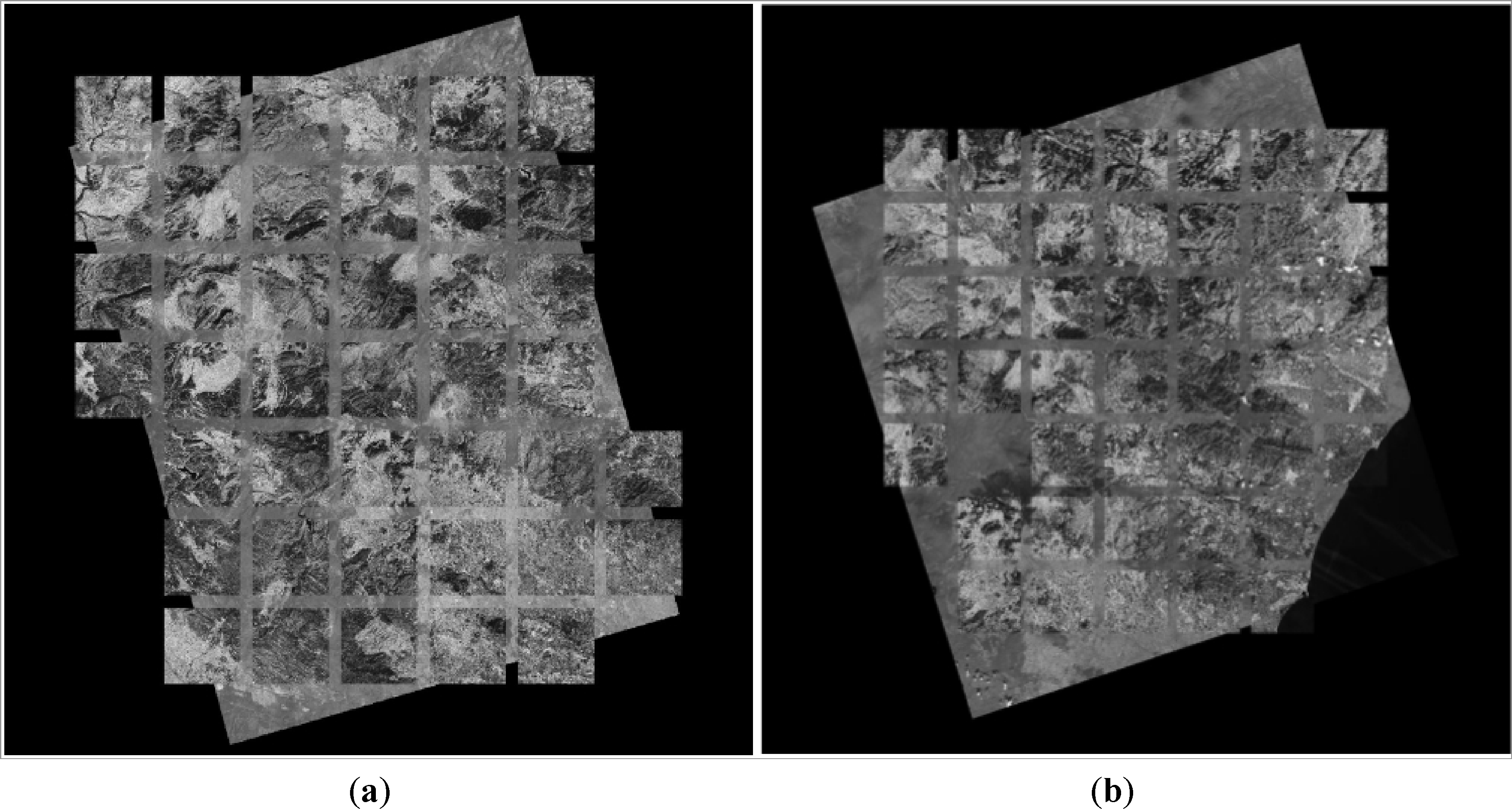 Remote Sensing Free Full Text Geo Correction Of High Resolution