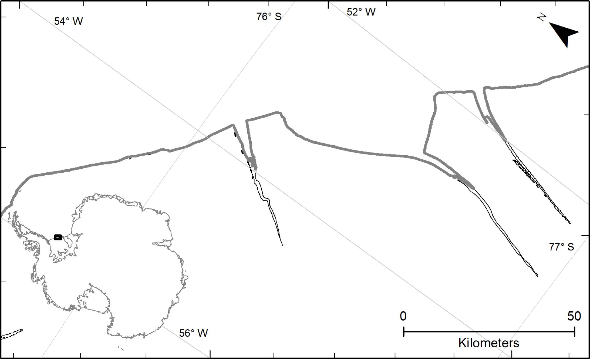 remote sensing full text calving fronts of antarctica remotesensing 05 06305f4 1024