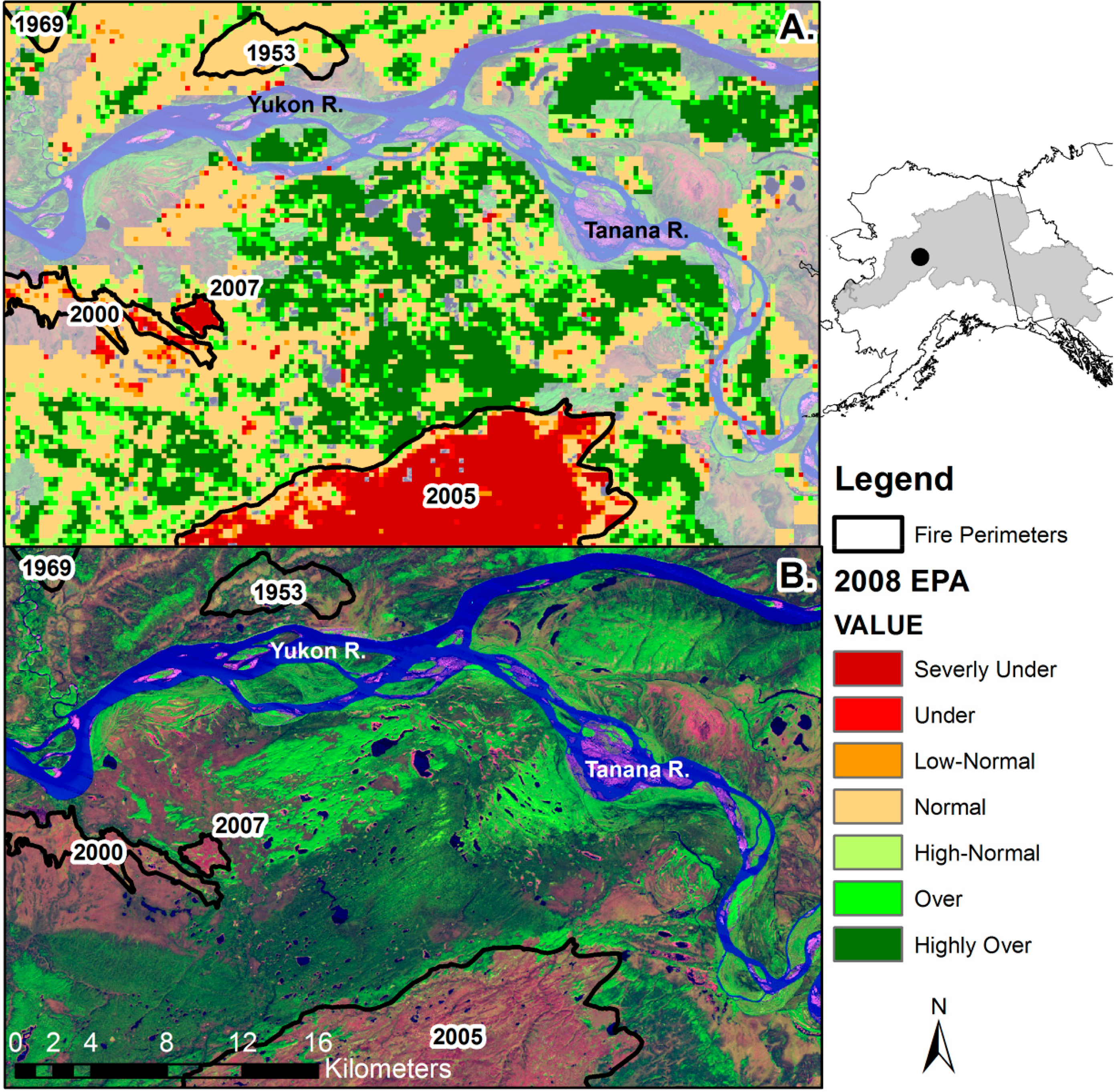 Epa Stands For >> Remote Sensing | Free Full-Text | Effects of Disturbance ...