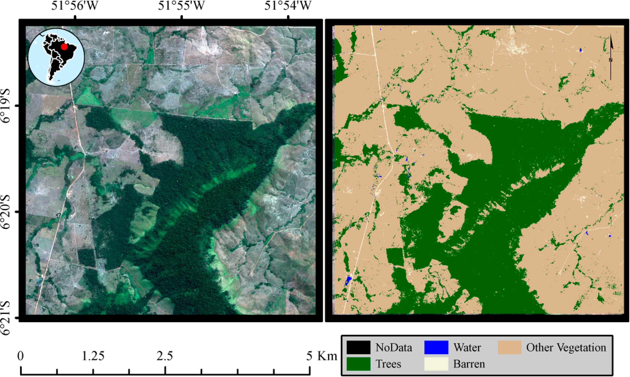 Remote sensing free full text land cover characterization and remotesensing 06 09494f3 1024 sciox Choice Image
