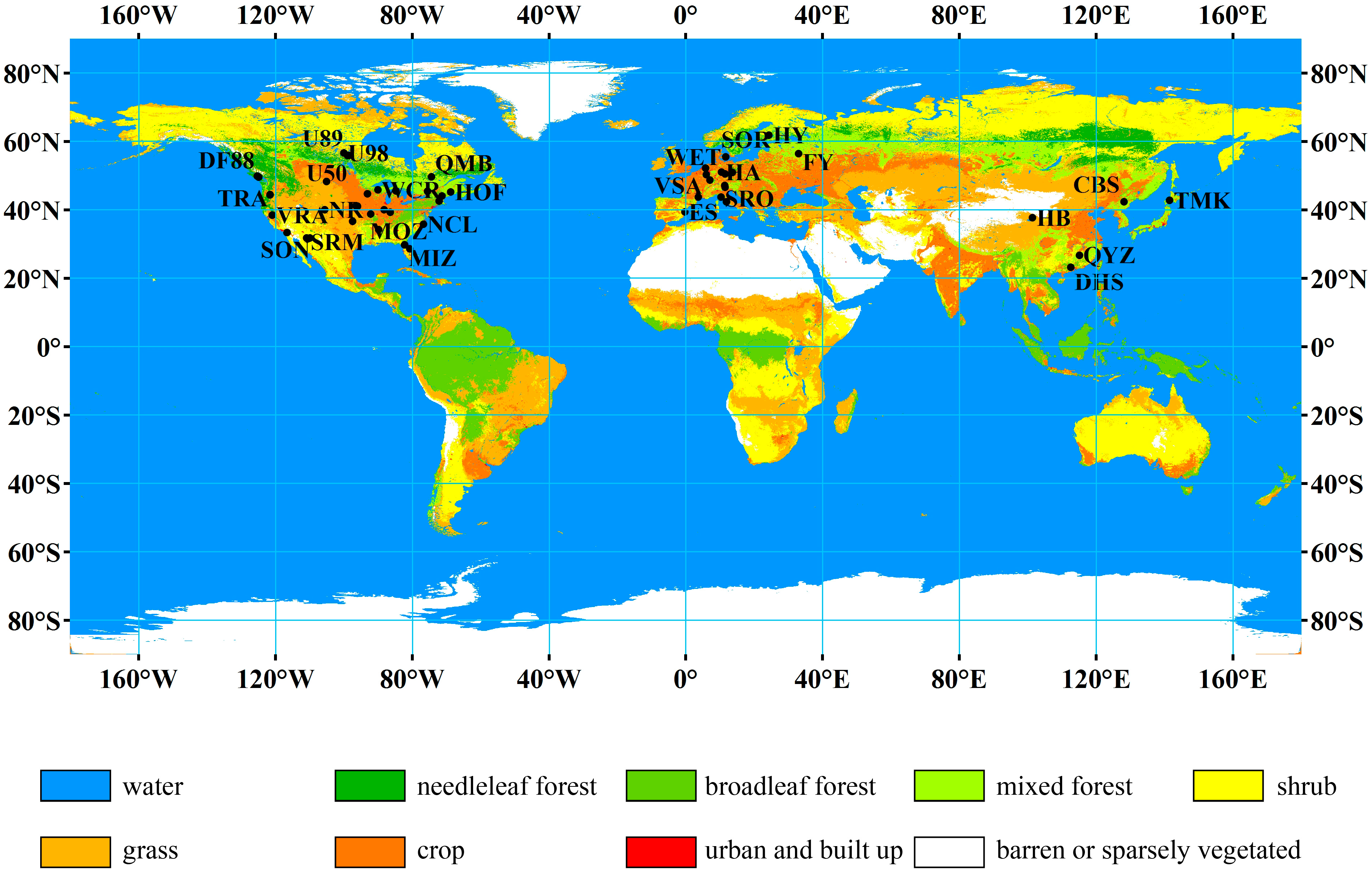 Remote Sensing | Free Full-Text | Performance of Linear and ...