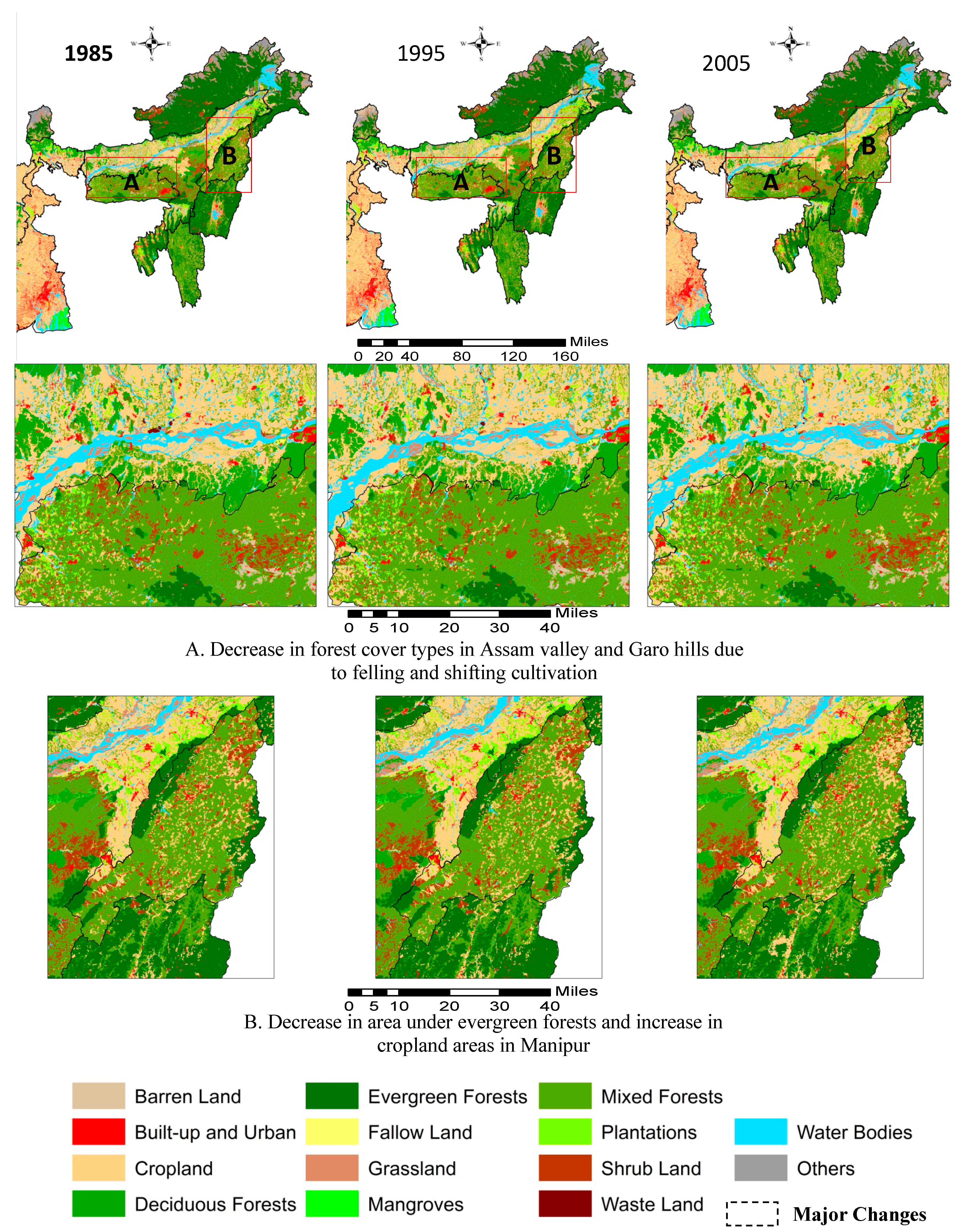Remote Sensing | Free Full-Text | Development of Decadal ...