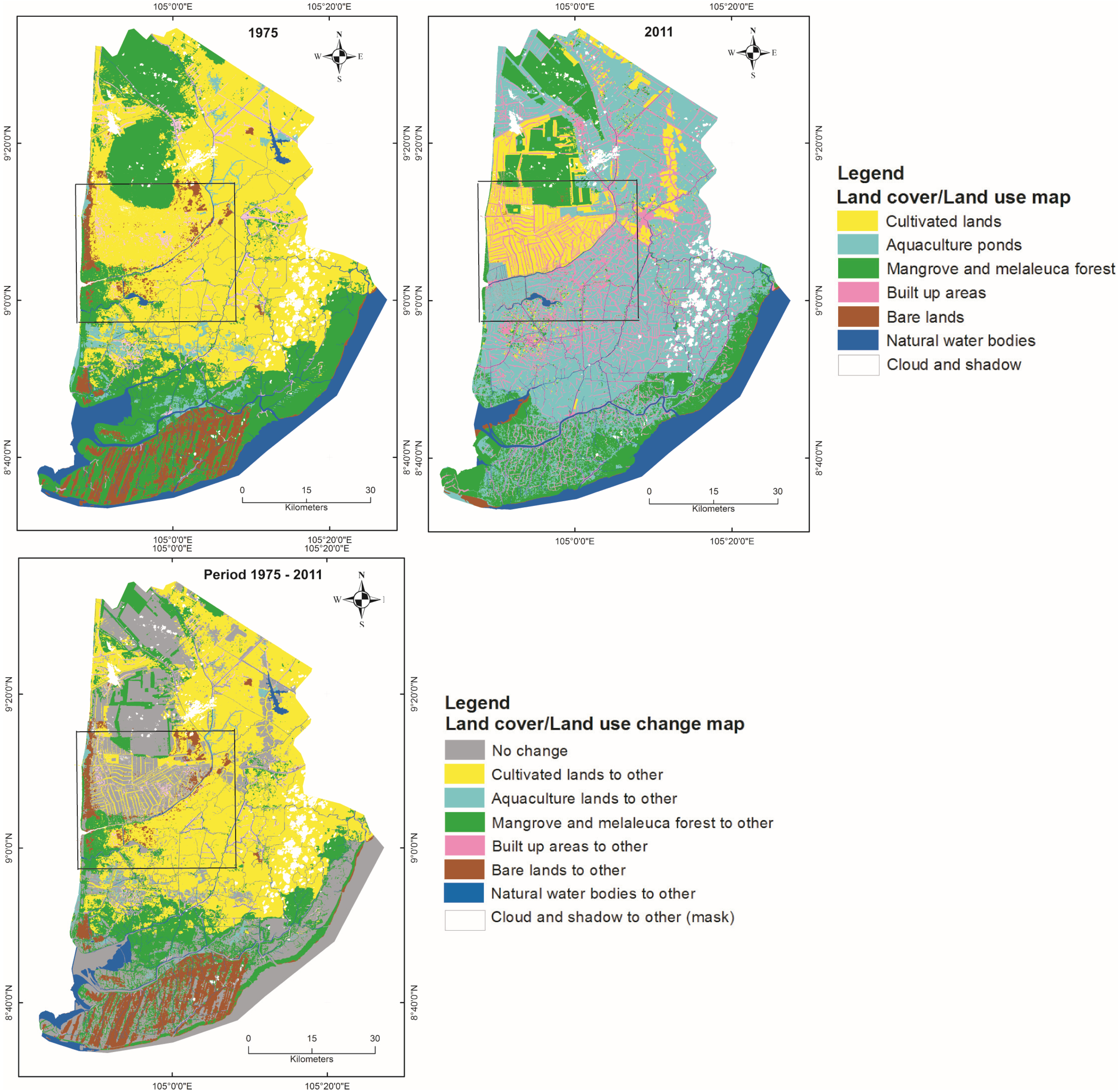 Remote Sensing   Free Full-Text   Dynamics of Land Cover/Land Use