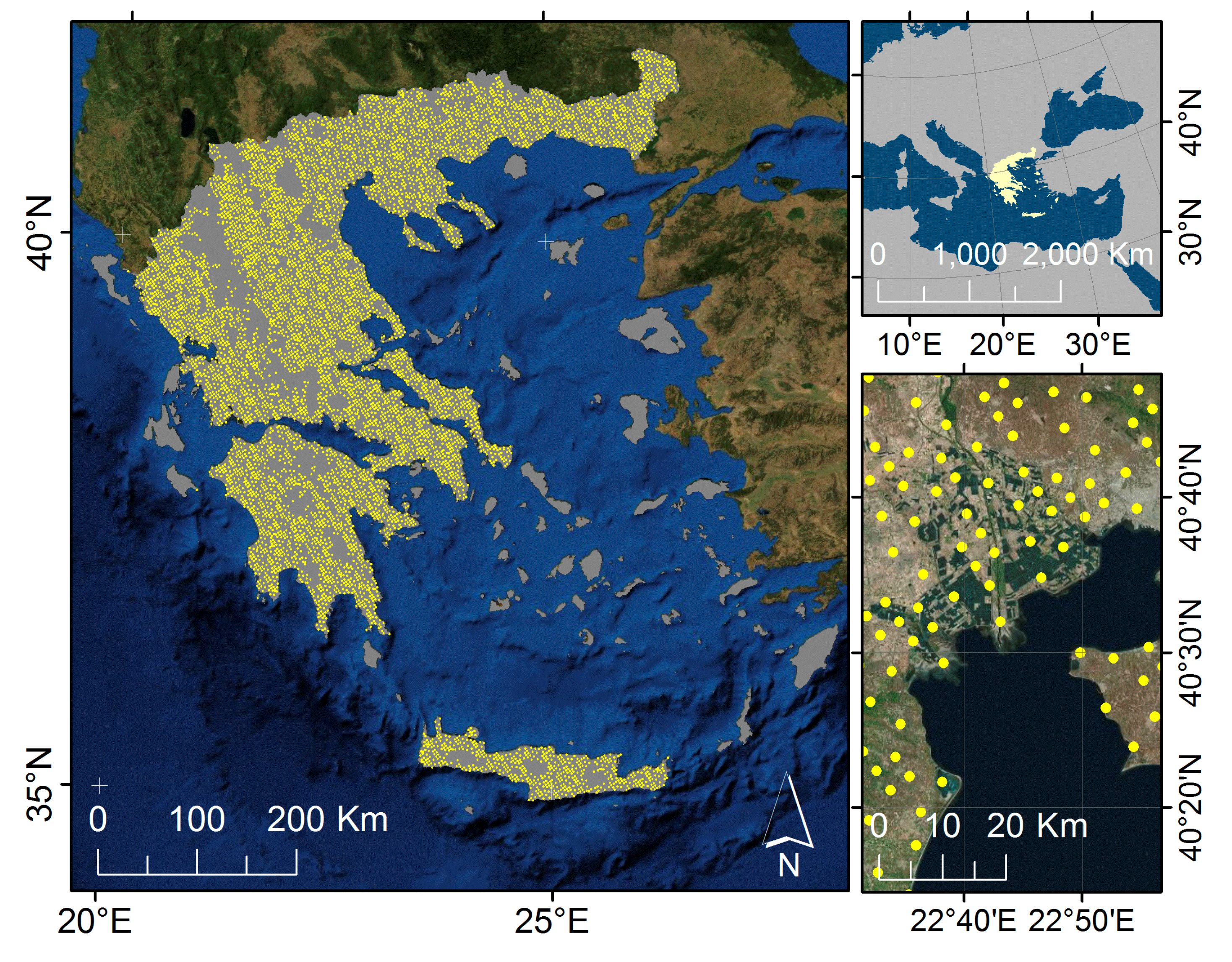 Remote Sensing Free Full Text Use Of Lucas Lc Point Database For