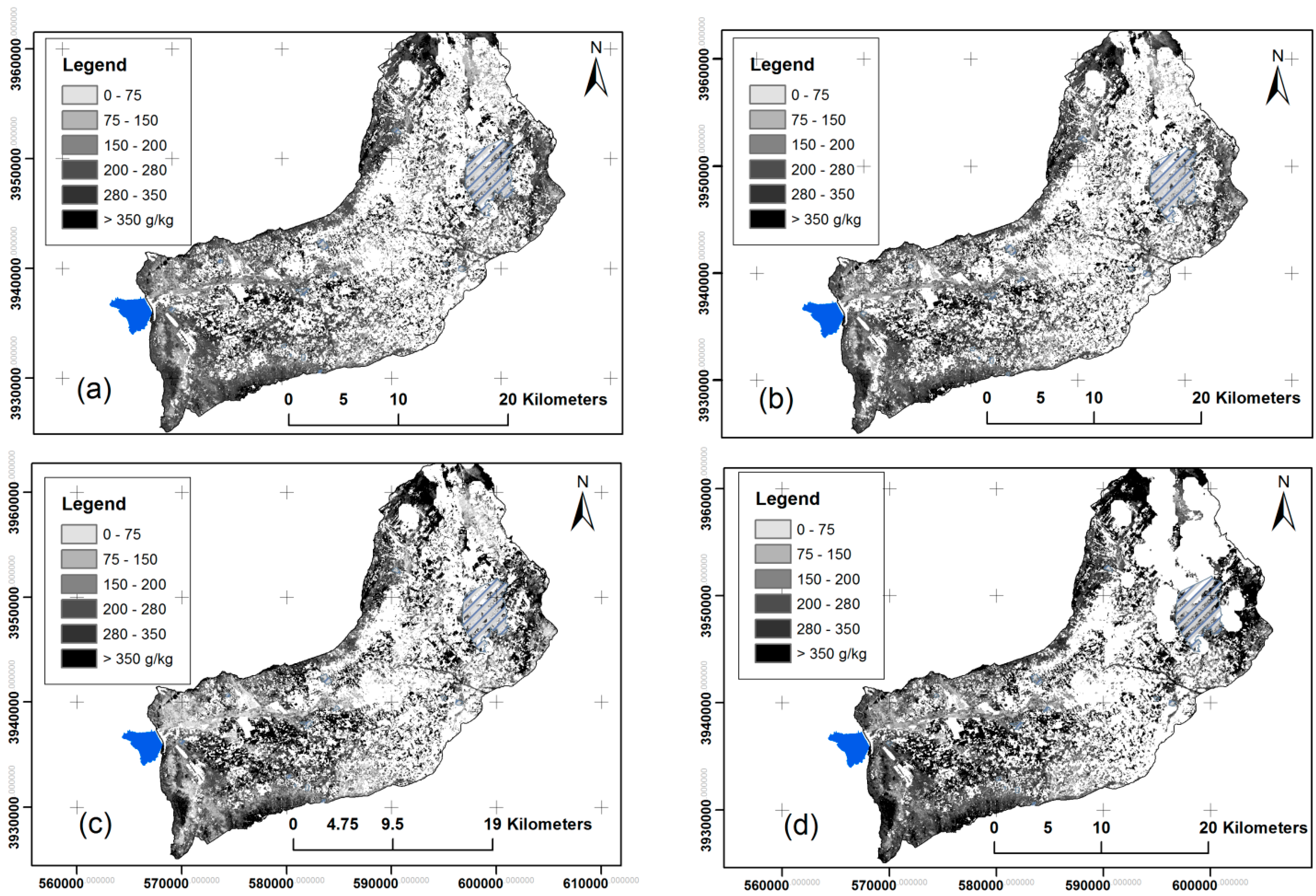 Remote Sensing   Free Full-Text   Soil Clay Content Mapping Using a