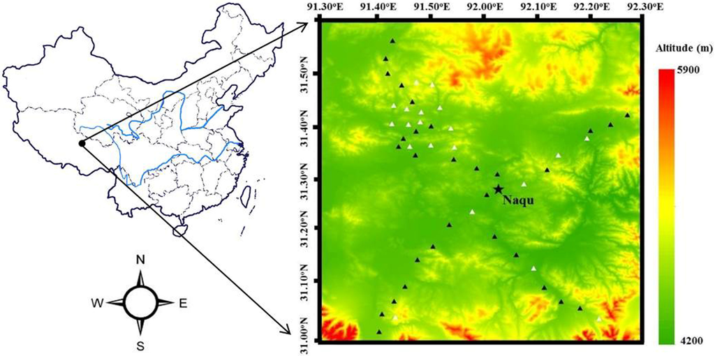 Remote sensing free full text estimation of surface for Soil temperature map