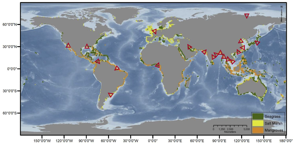 National Temperature Map >> Remote Sensing   Free Full-Text   Multiple Stable States ...