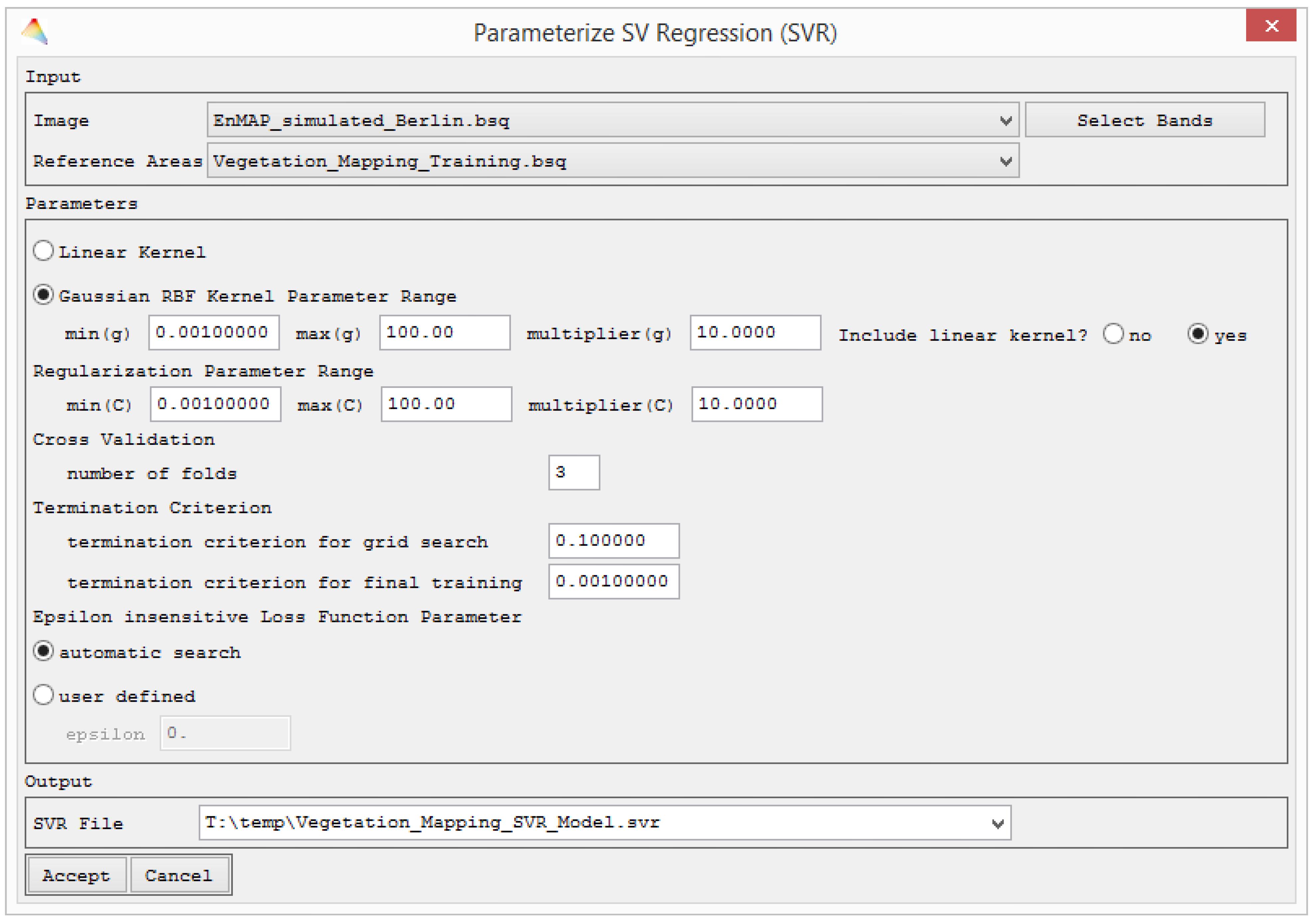 Remote Sensing | Free Full-Text | The EnMAP-Box—A Toolbox