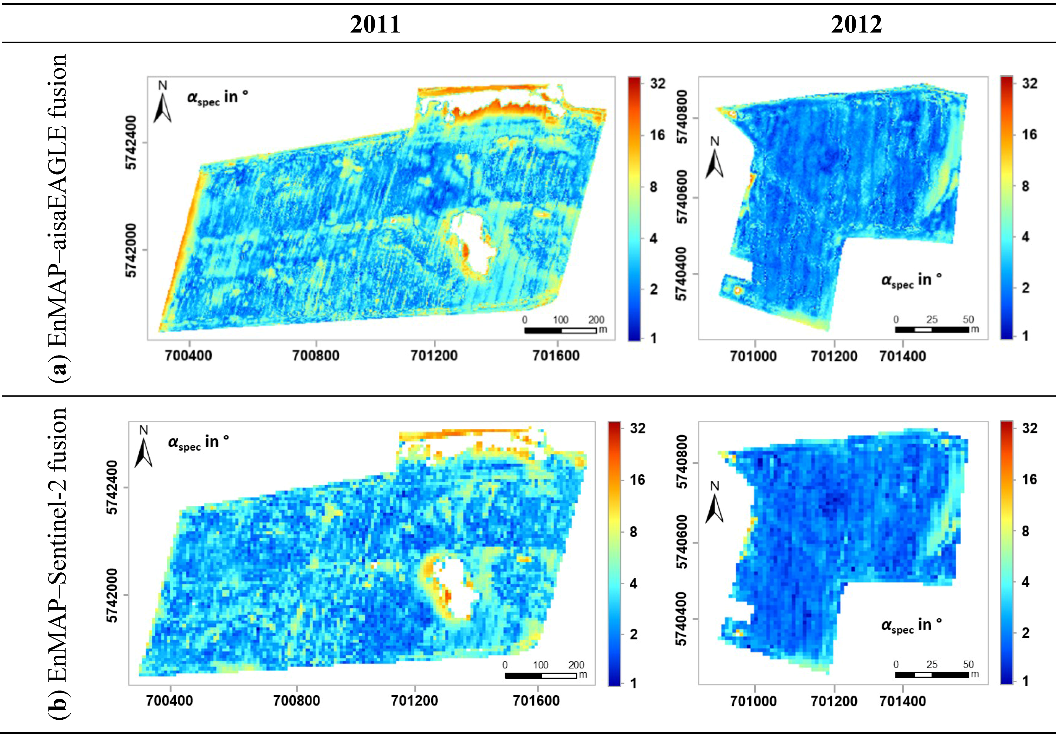 Remote Sensing | Free Full-Text | The Potential of Pan-Sharpened ...