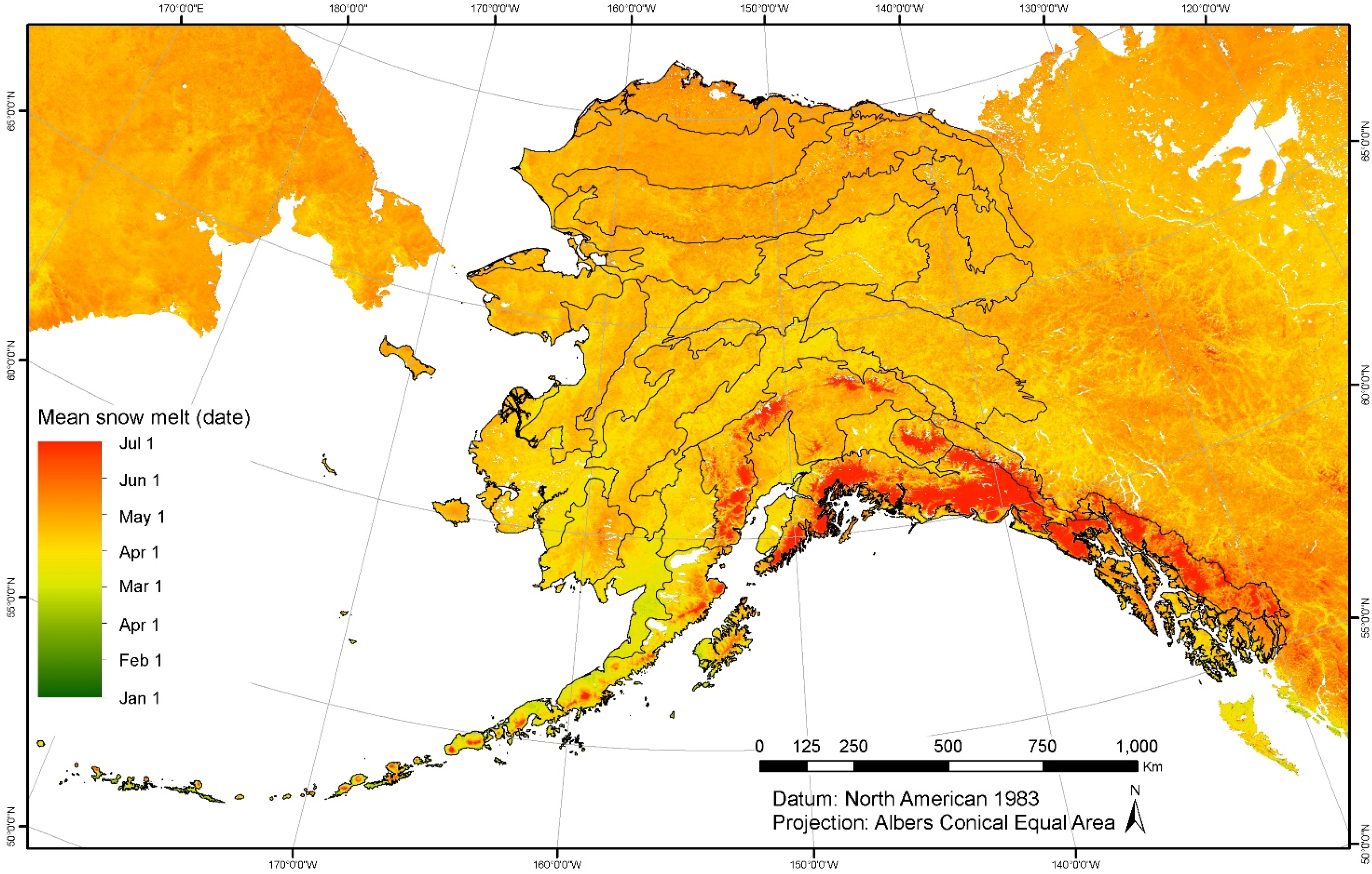 Remote Sensing | Free Full-Text | Deriving Snow Cover ...