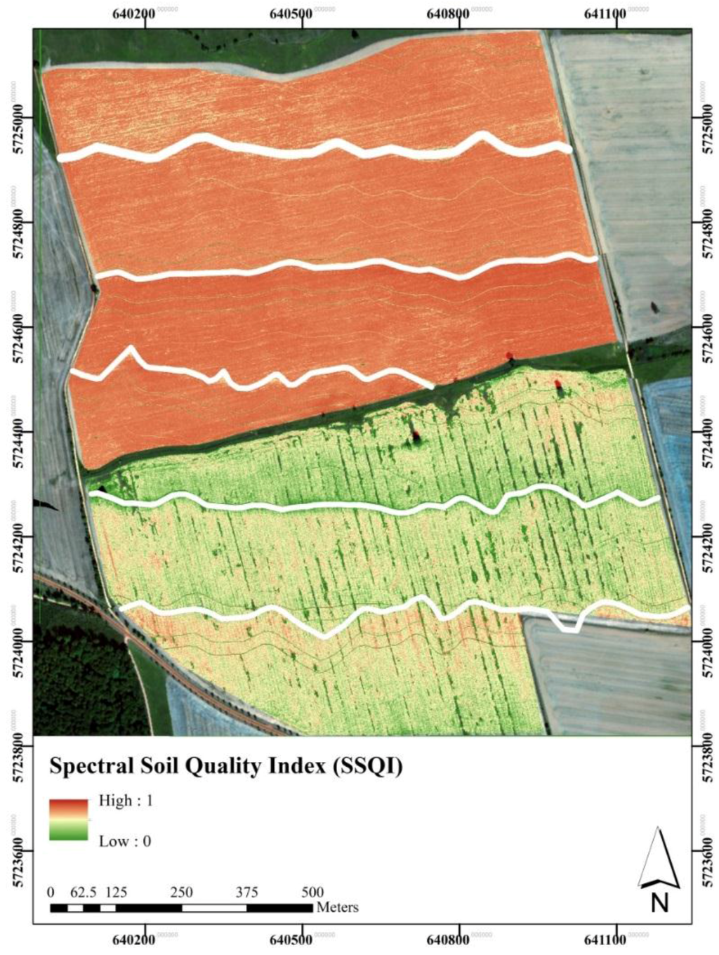 Remote sensing free full text mapping the spectral for Soil quality indicators